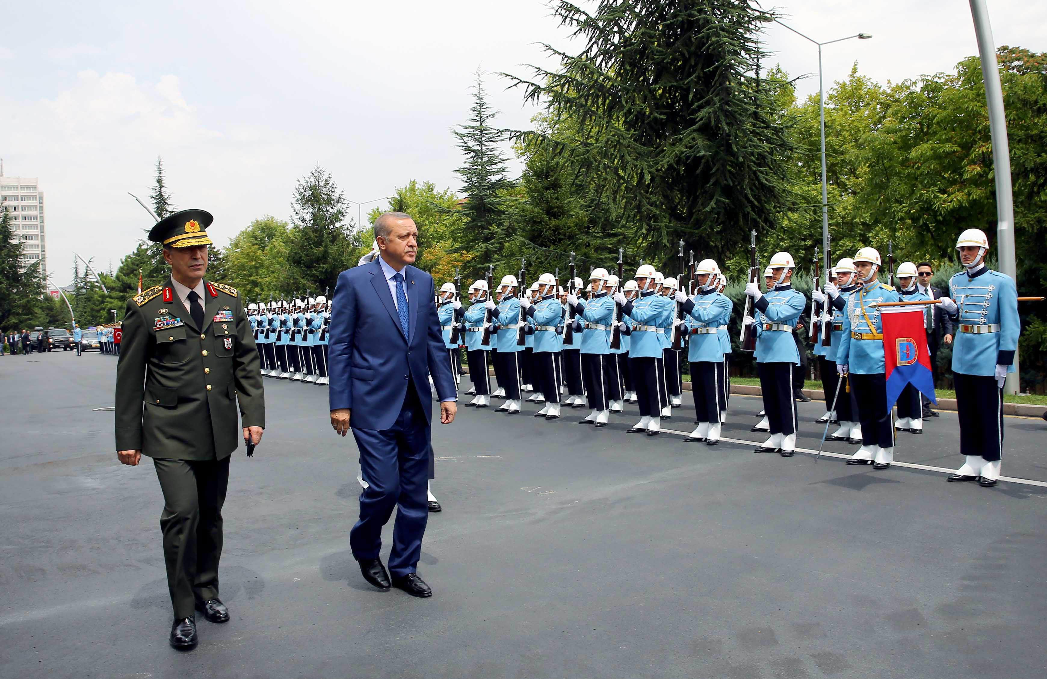 Kíméletlen diktatúra épül a levert puccs után Törökországban