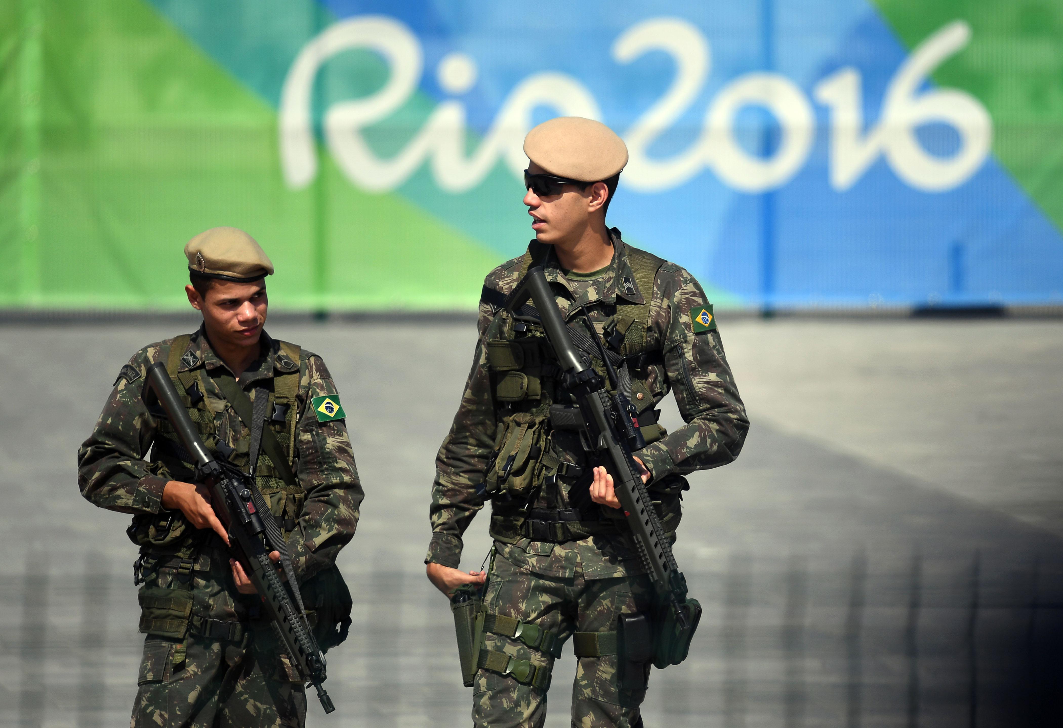 Iszlamisták vegyi támadásra készültek a riói olimpián