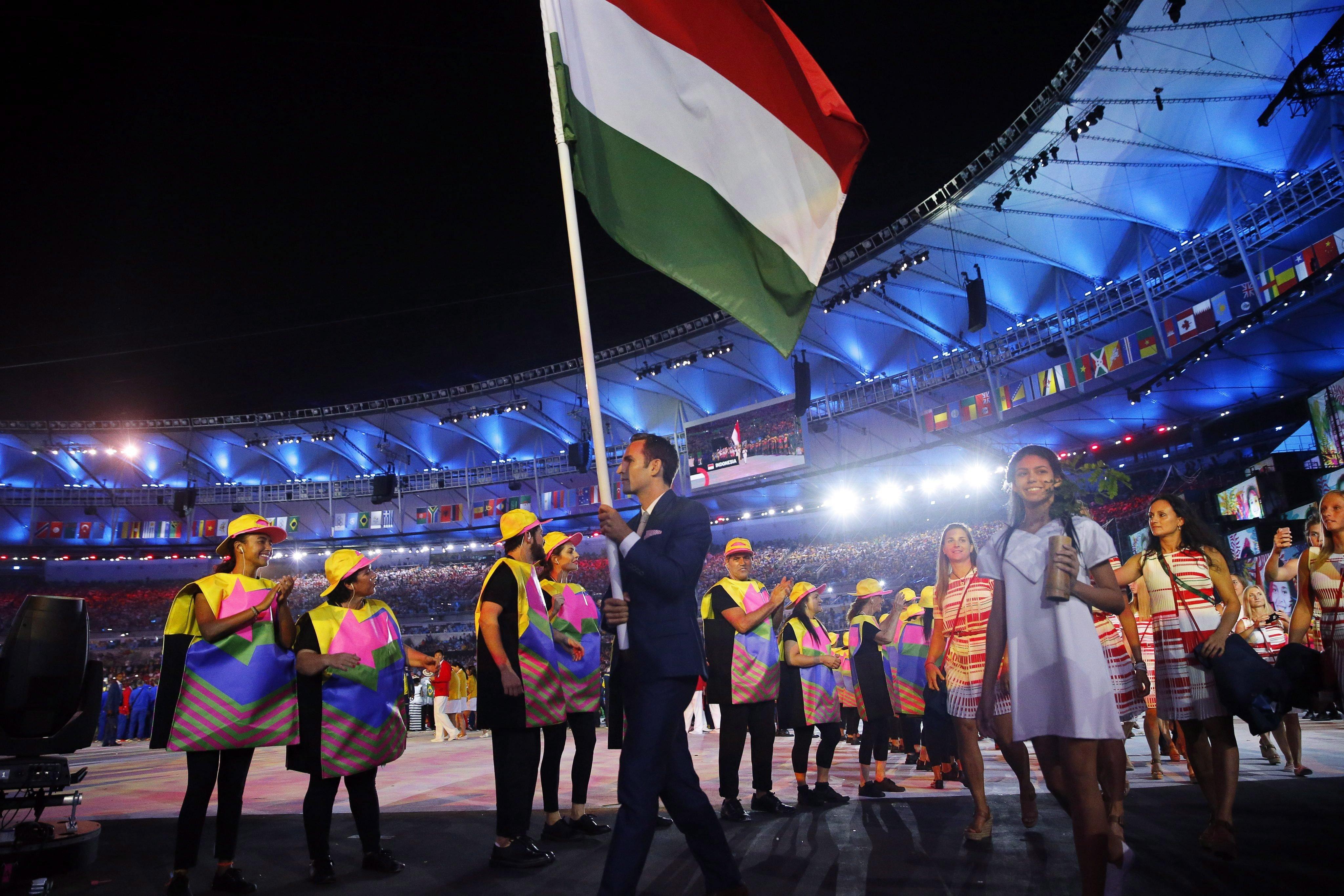 Véget ért a magyar olimpia