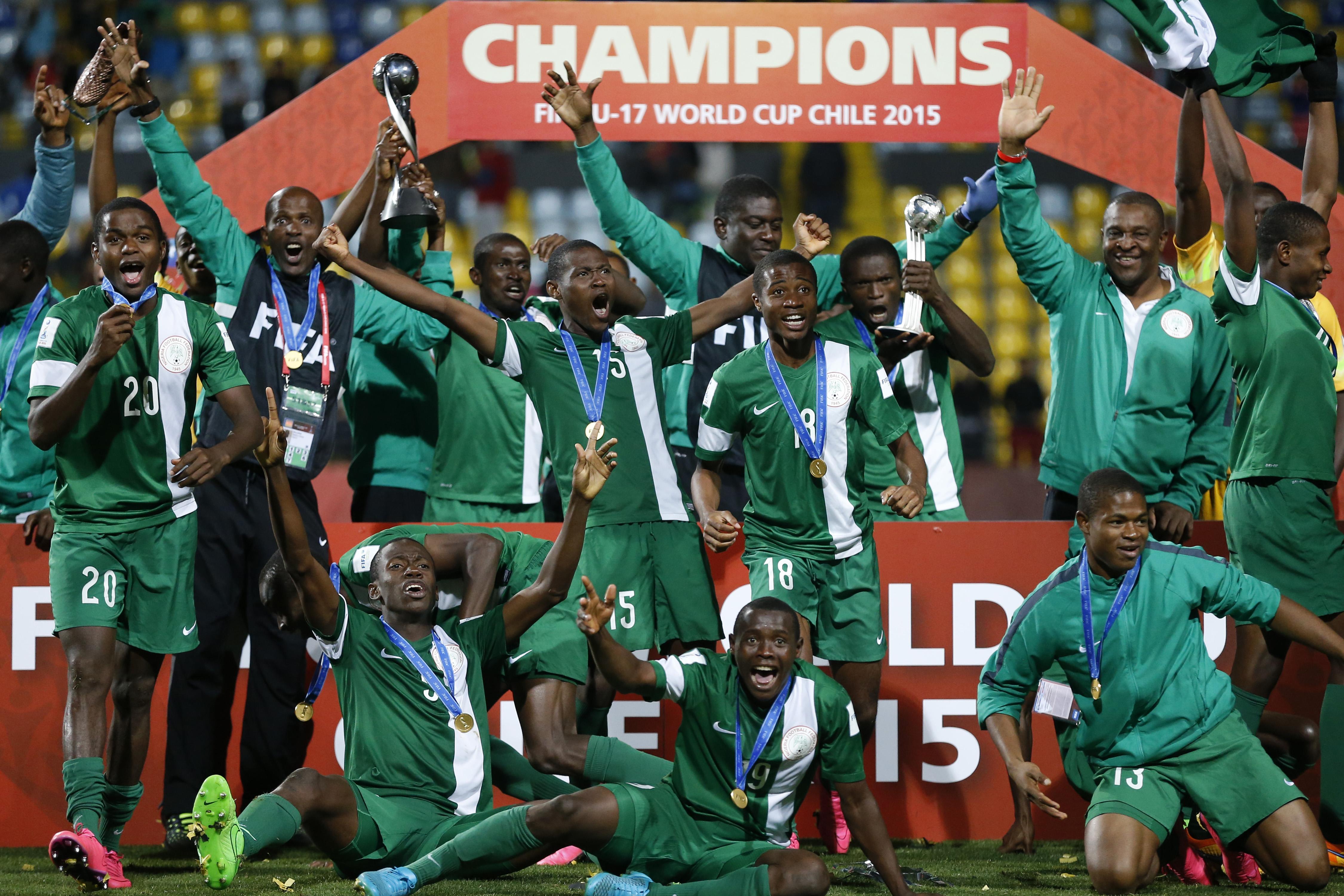 Kiderült, hogy a nigériai U17-es focicsapatban szinte mindenki idősebb 17 évesnél