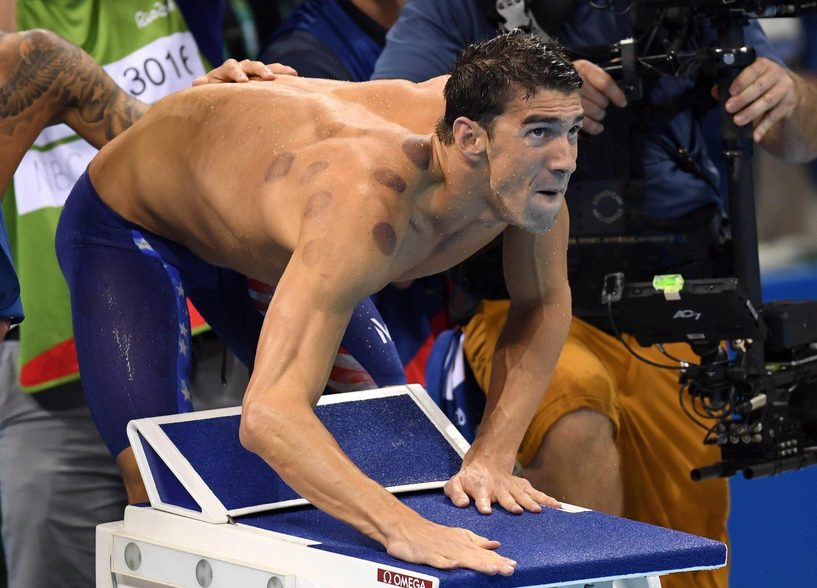 Ha Michael Phelps egy ország lenne, 35. helyen állna az örökös aranyérmes rangsorban
