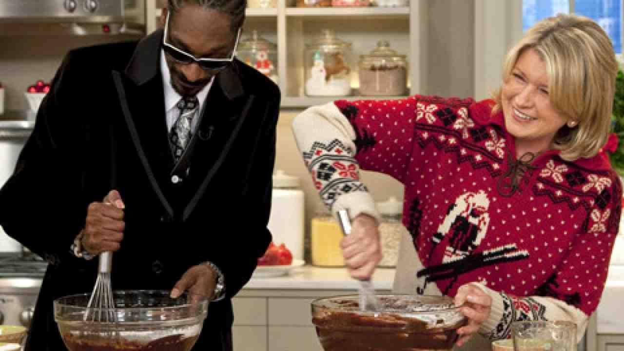 Martha Stewart és Snoop Dogg közös főzőműsort kap