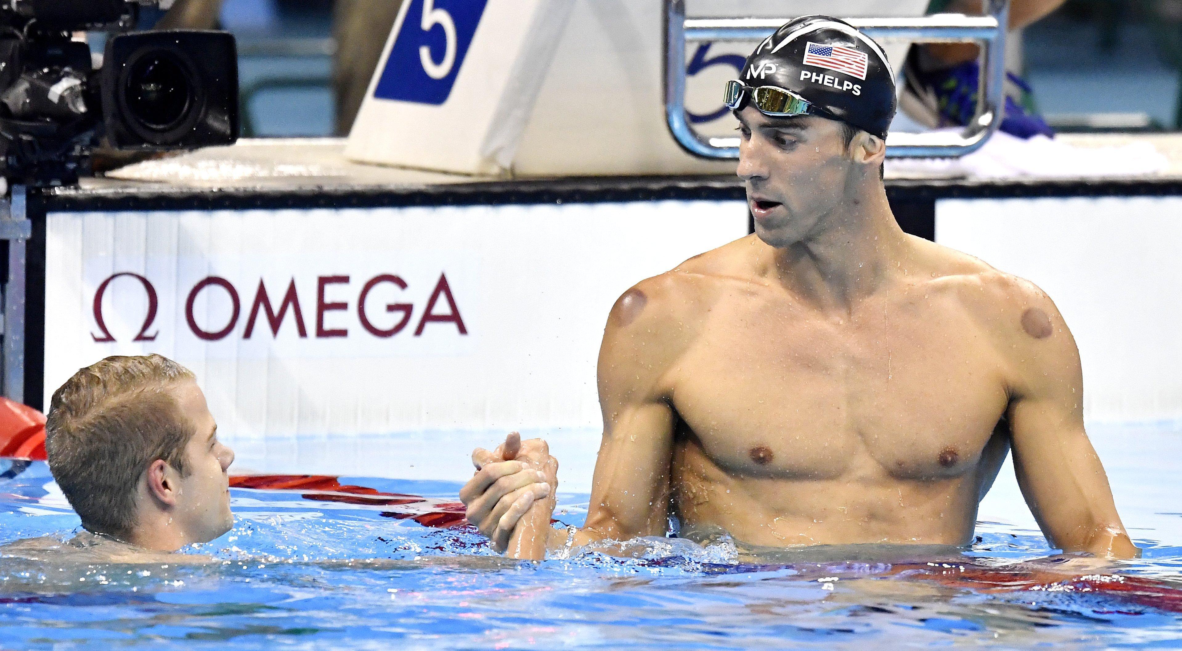 A világ legizgalmasabb úszóversenyét szervezték rá az amerikaiak a budapesti úszó-vb-re