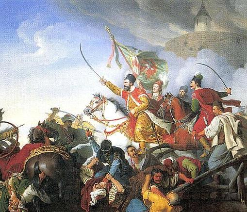 Néhány órával, de túlélte Zrinyi Miklós Nagy Szulejmán császárt