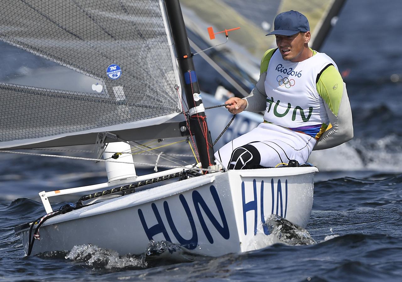 Berecz a 12. helyen végzett Finndingiben