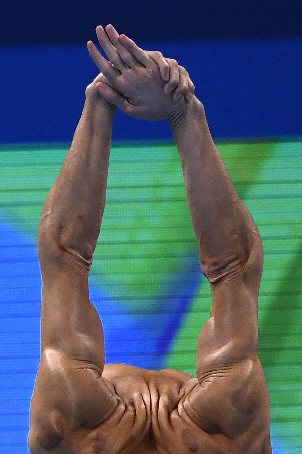 Michael Phelps megszerezte 22. olimpiai aranyérmét