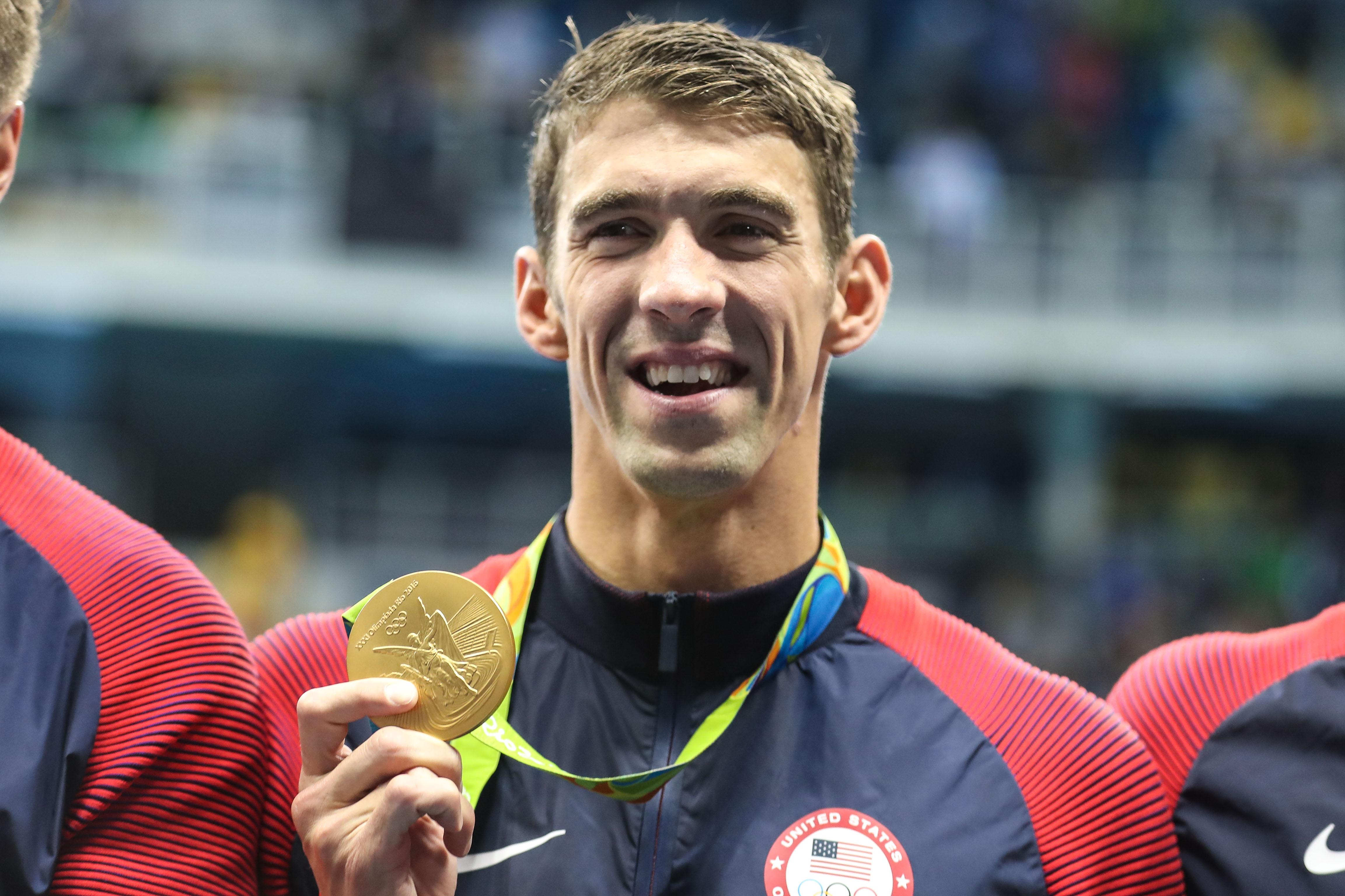 Nem lenne jó vége, ha Phelps az összes aranyérmét a nyakába venné