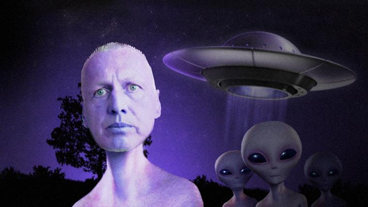 Megmagyarázta az ittas vezetést: 2048-ből küldték vissza az UFO-k, és ehhez fel kellett tölteniük a testét alkohollal