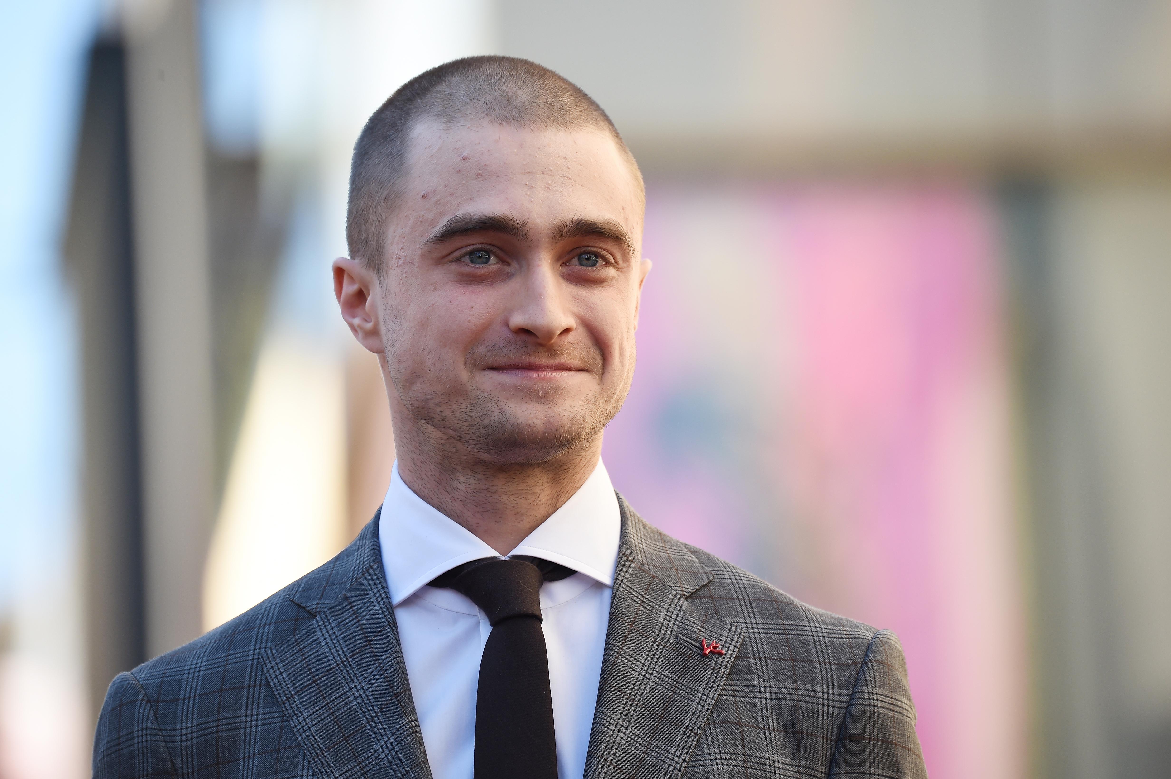 Daniel Radcliffe-ből alkoholistát csinált a Harry Potter