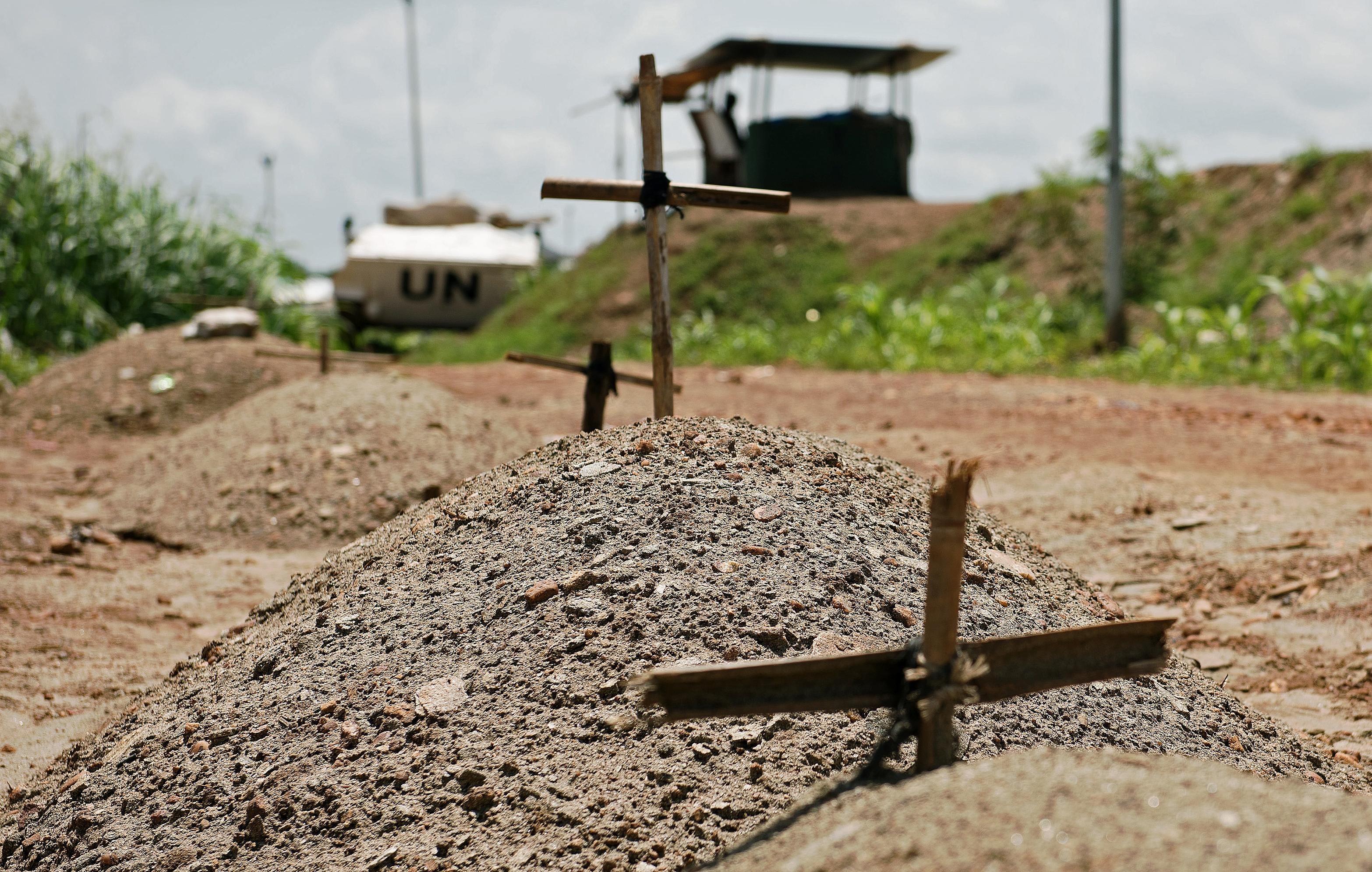 Négy óra leforgása alatt tizenöt dél-szudáni katona erőszakolta meg egy külföldi segélyszervezet munkatársát