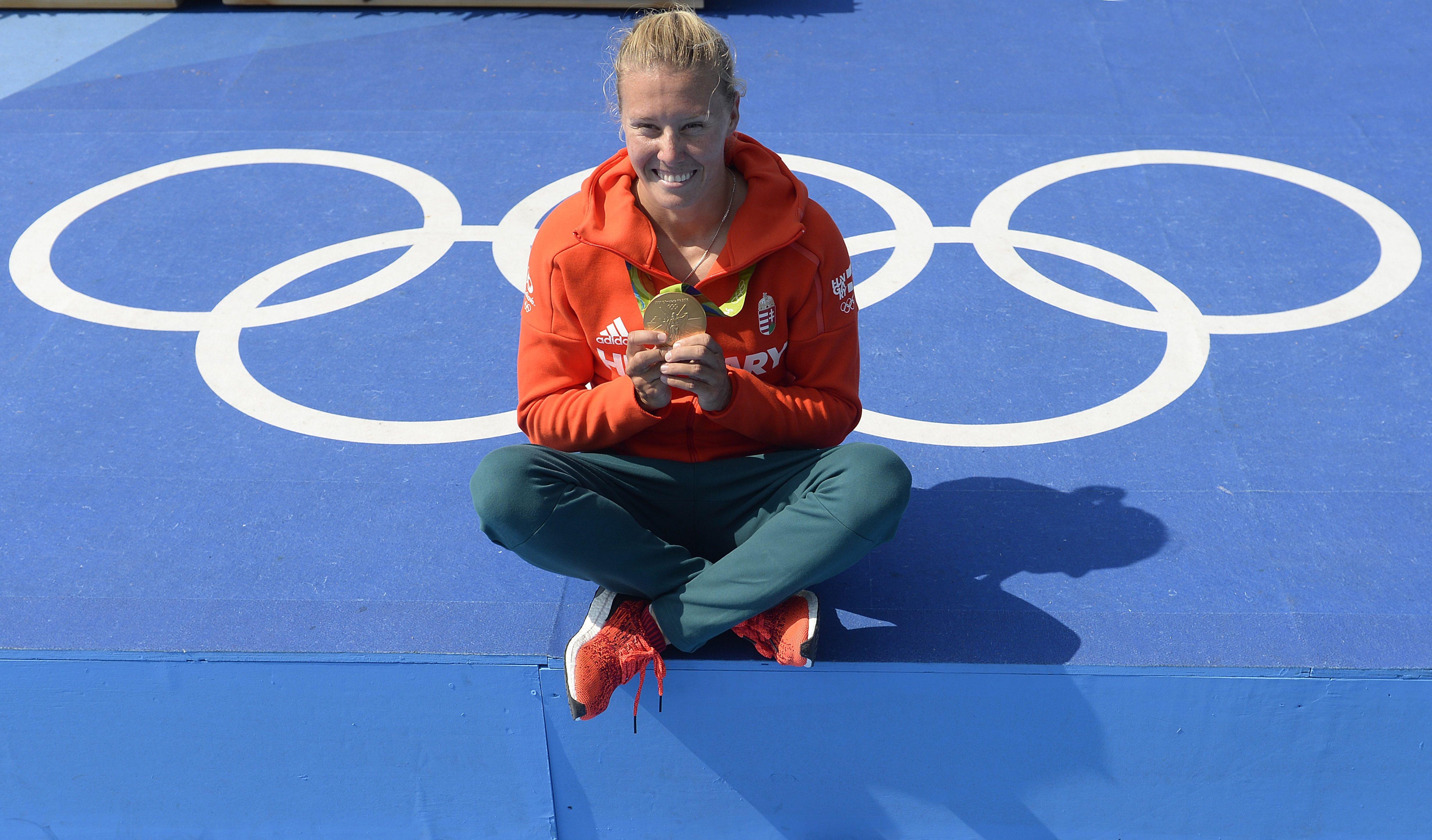 Kozák Danuta minden idők legjobban jutalmazott magyar olimpikonja lett