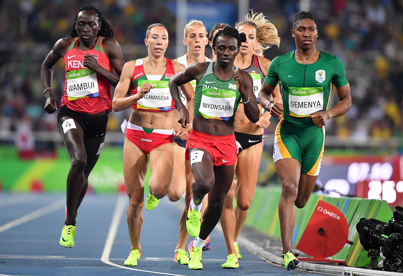 Caster Semenya egyéni csúccsal nyerte a 800 méteres női síkfutást