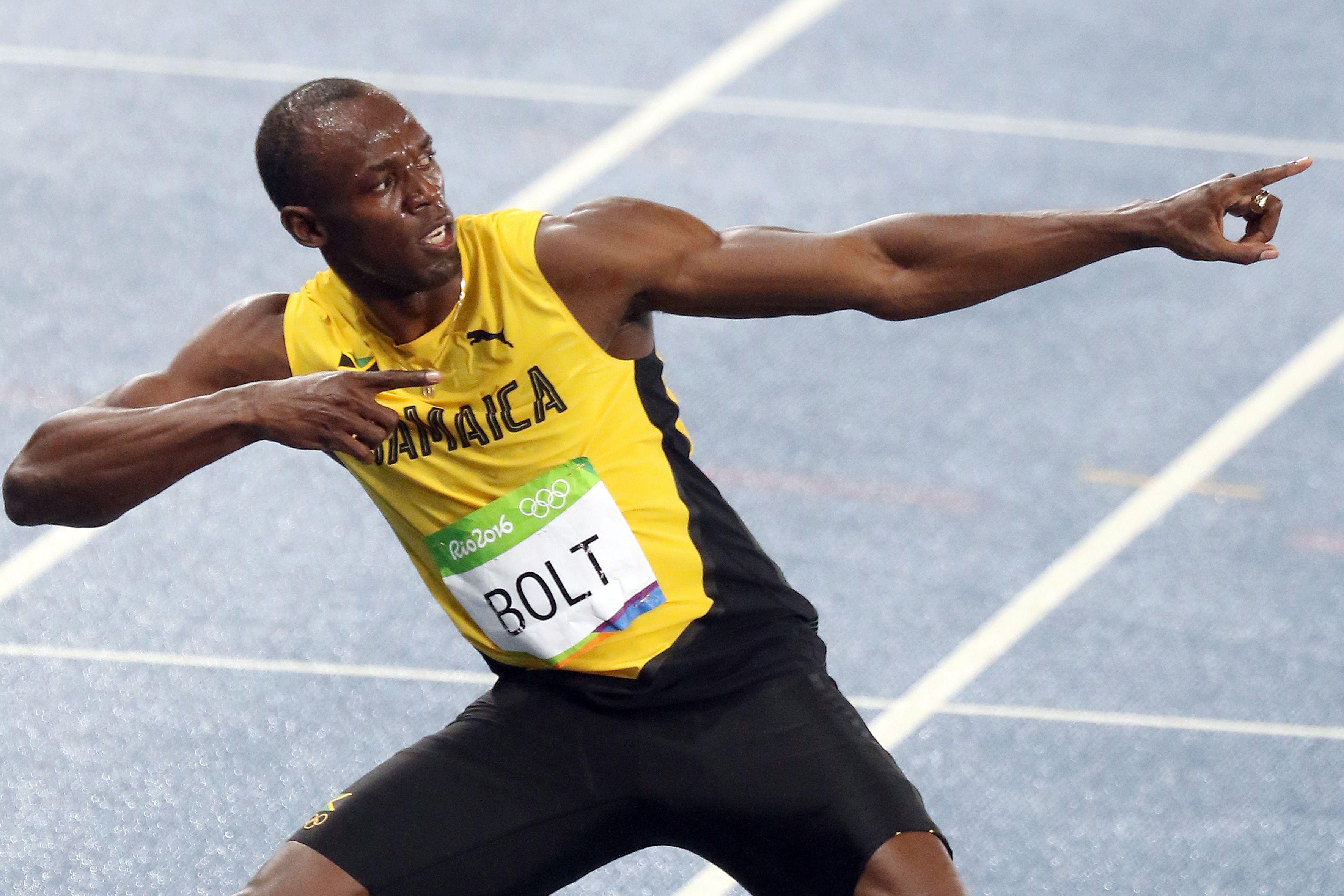 Usain Bolt koronavírusos