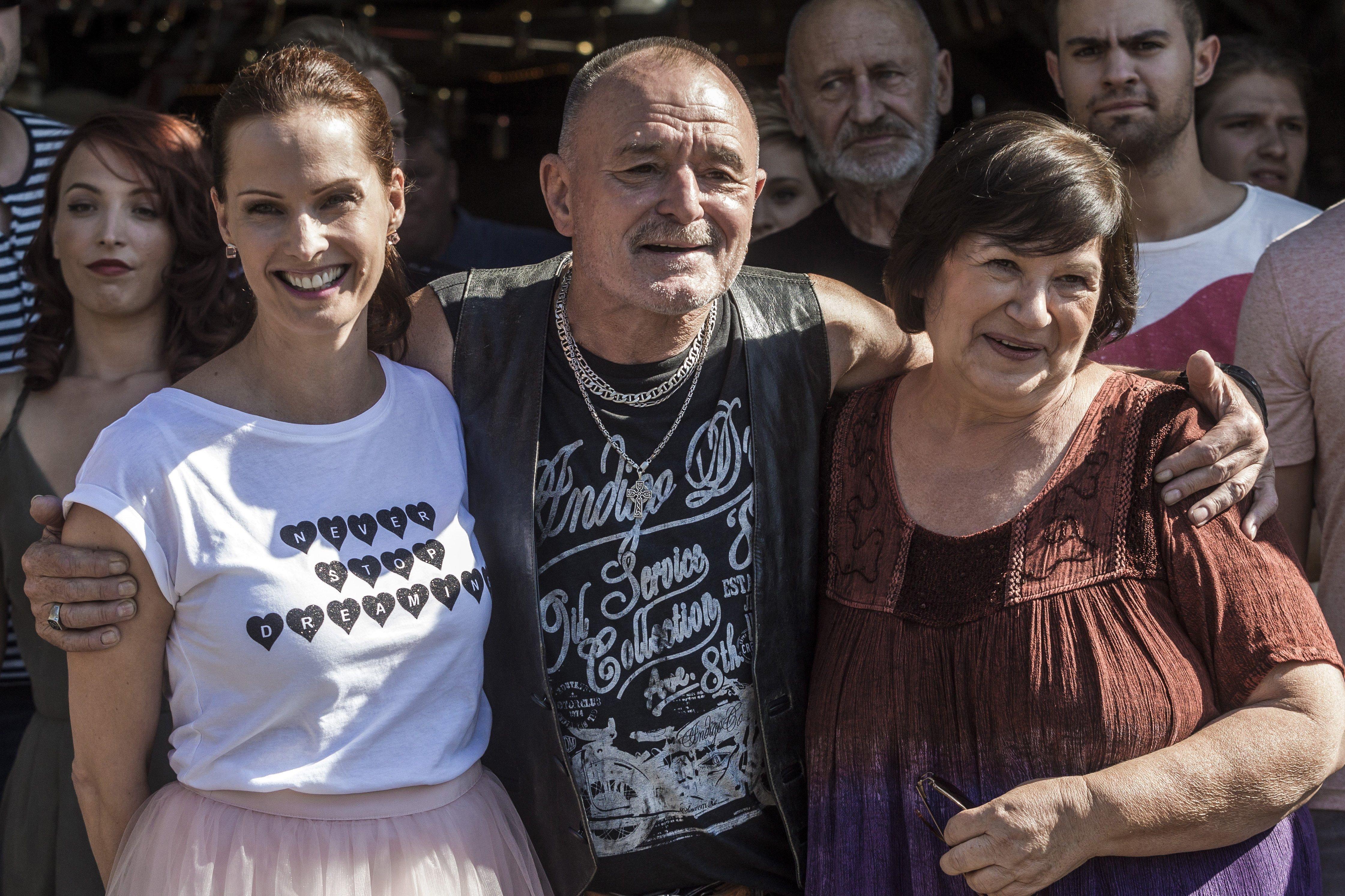 Operett készül Nagy Feró és a Beatrice punk korszakáról