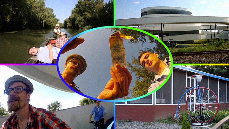 Kipróbáltuk, hogyan égetik a pénzt a Tisza-tónál