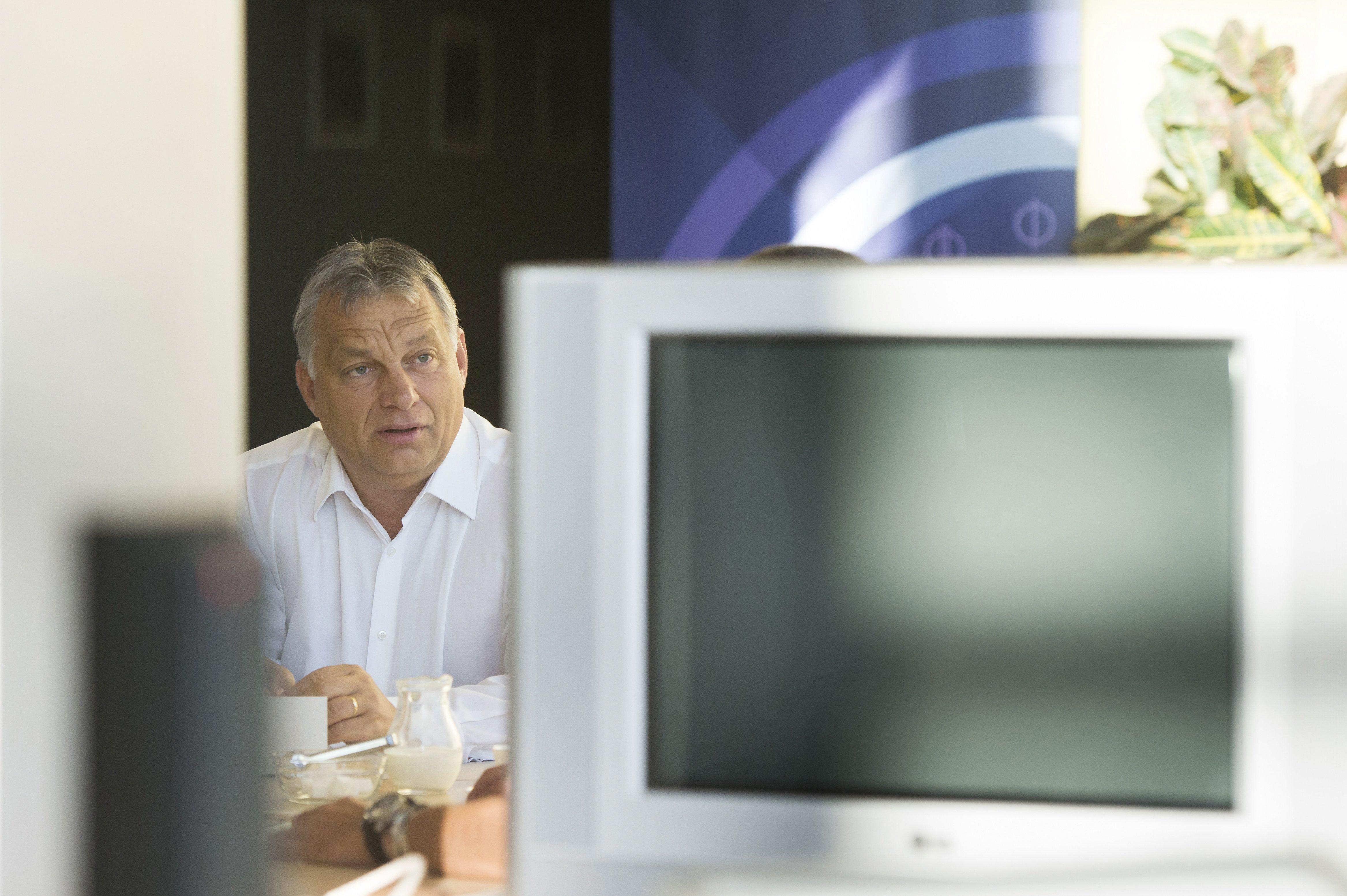 Orbán: Feleségeink, lányaink biztonsága forog kockán