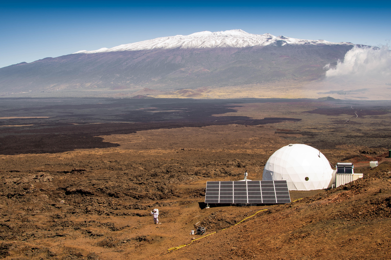 Egy év után véget ért a hawaii Mars-szimuláció