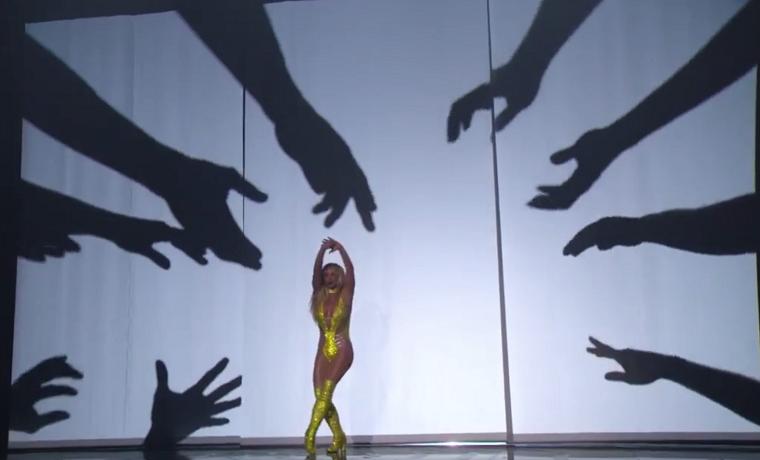 Itt van Britney Spears visszatérése! Szép, de amit Beyoncé adott elő, az egy másik liga