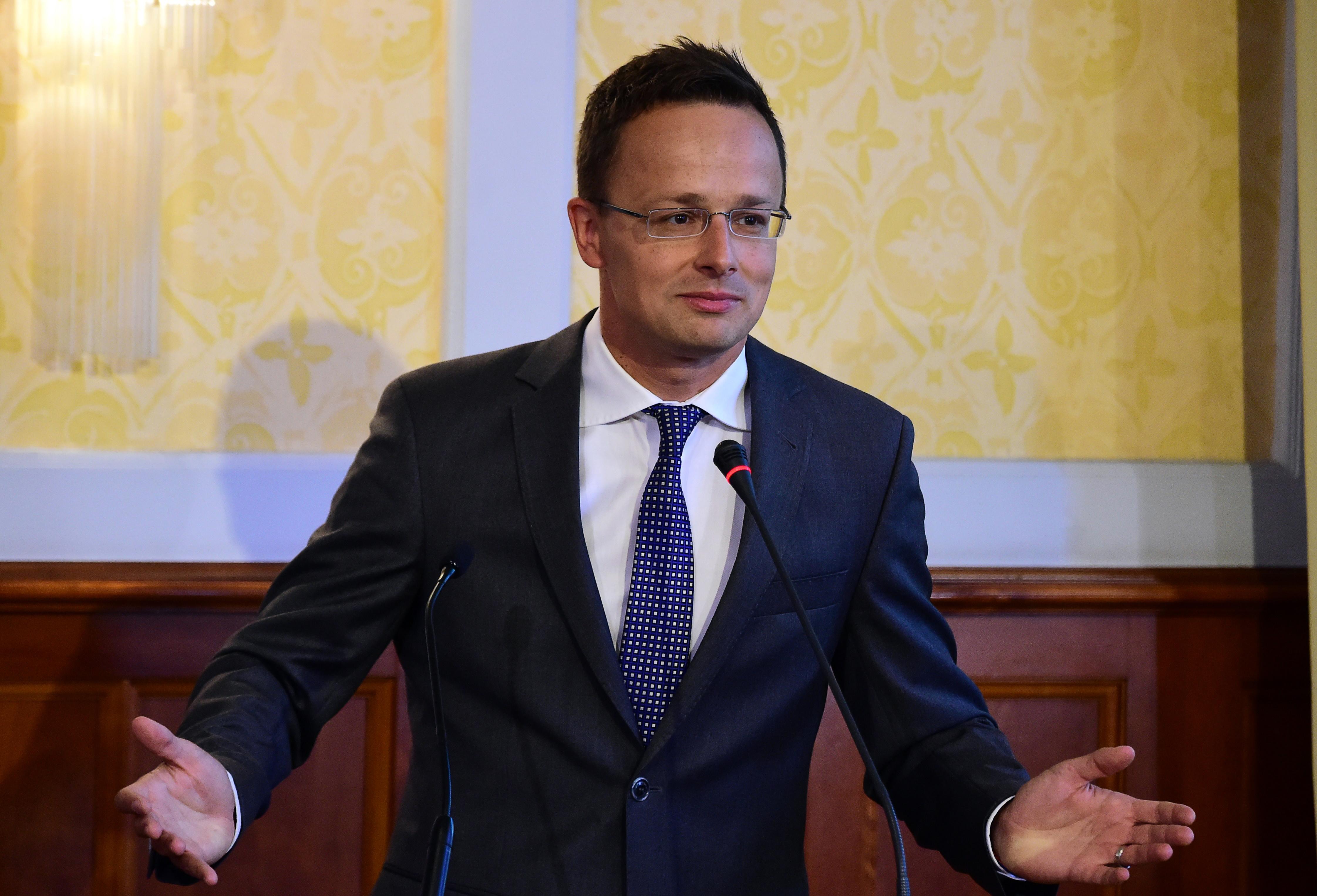 A CEU miatt nem találkozik a német külügyminiszter Szijjártóval