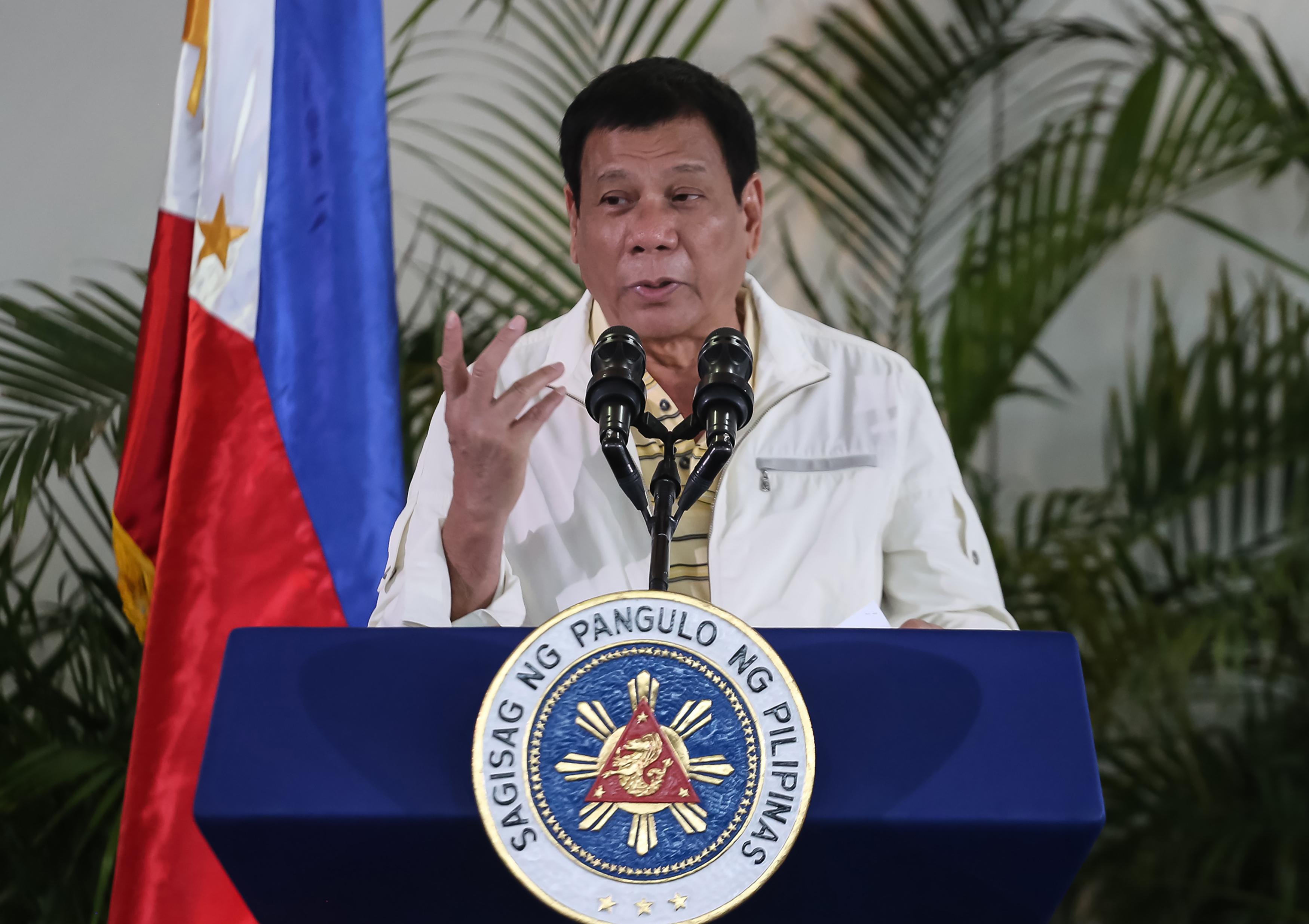 """""""A kurva anyádat"""" - üzente a Fülöp-szigetek elnöke Obamának"""