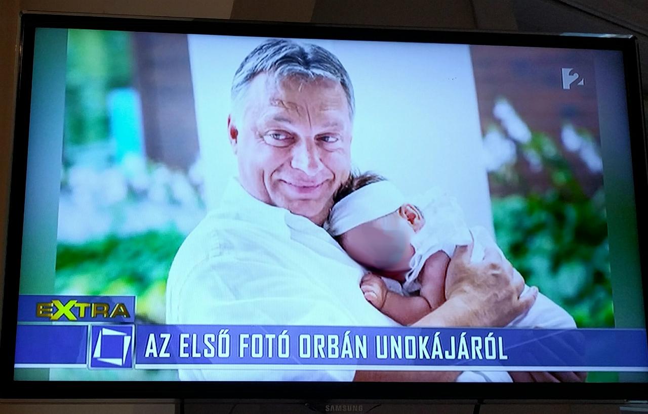 Fölszólítom a TV2-t, hogy ne zaklassa tovább Orbán Viktor magánember-unokáját!