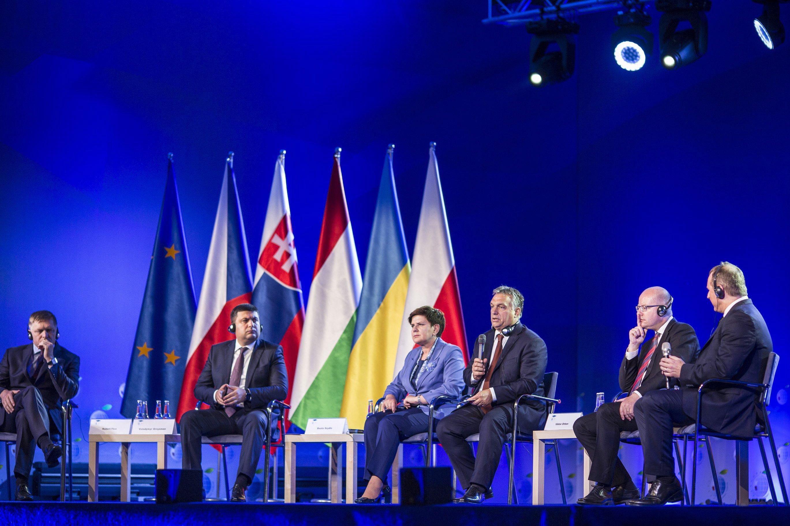 Orbán szerint az európai álom már nem Nyugat-Európában, hanem Közép-Európában van