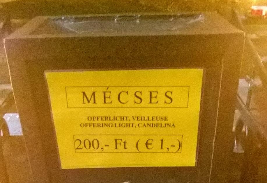Kufárság extra: Kétszáz forint egy euró a Bazilikában