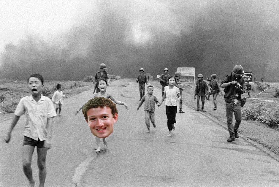 Vezércikkben küldte el az anyjába Zuckerberget a legnagyobb norvég napilap