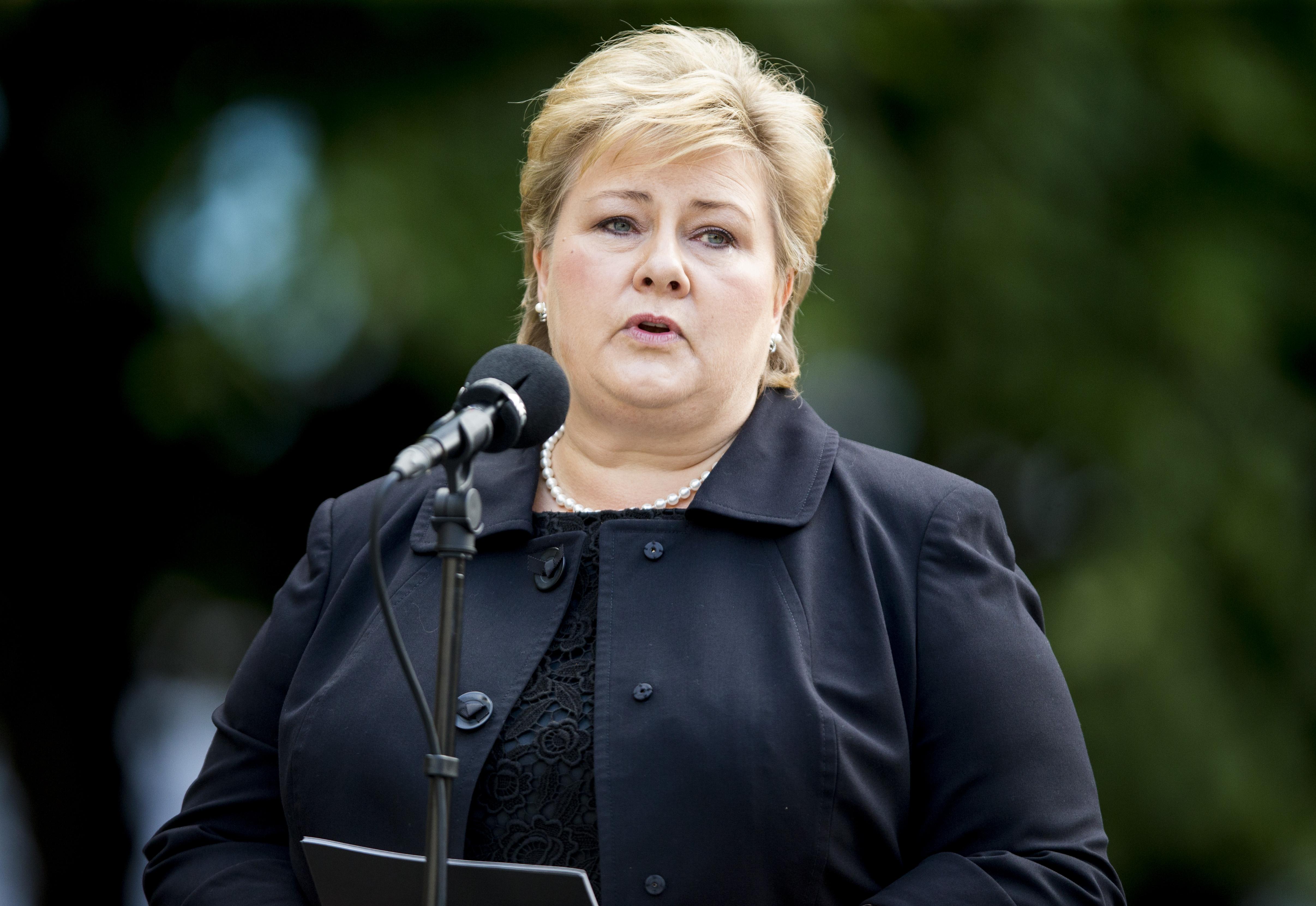 Erna Solberg: Nem engedhetjük meg Lengyelországnak és Magyarországnak, hogy felügyelje a civil társadalomnak szánt pénzeket