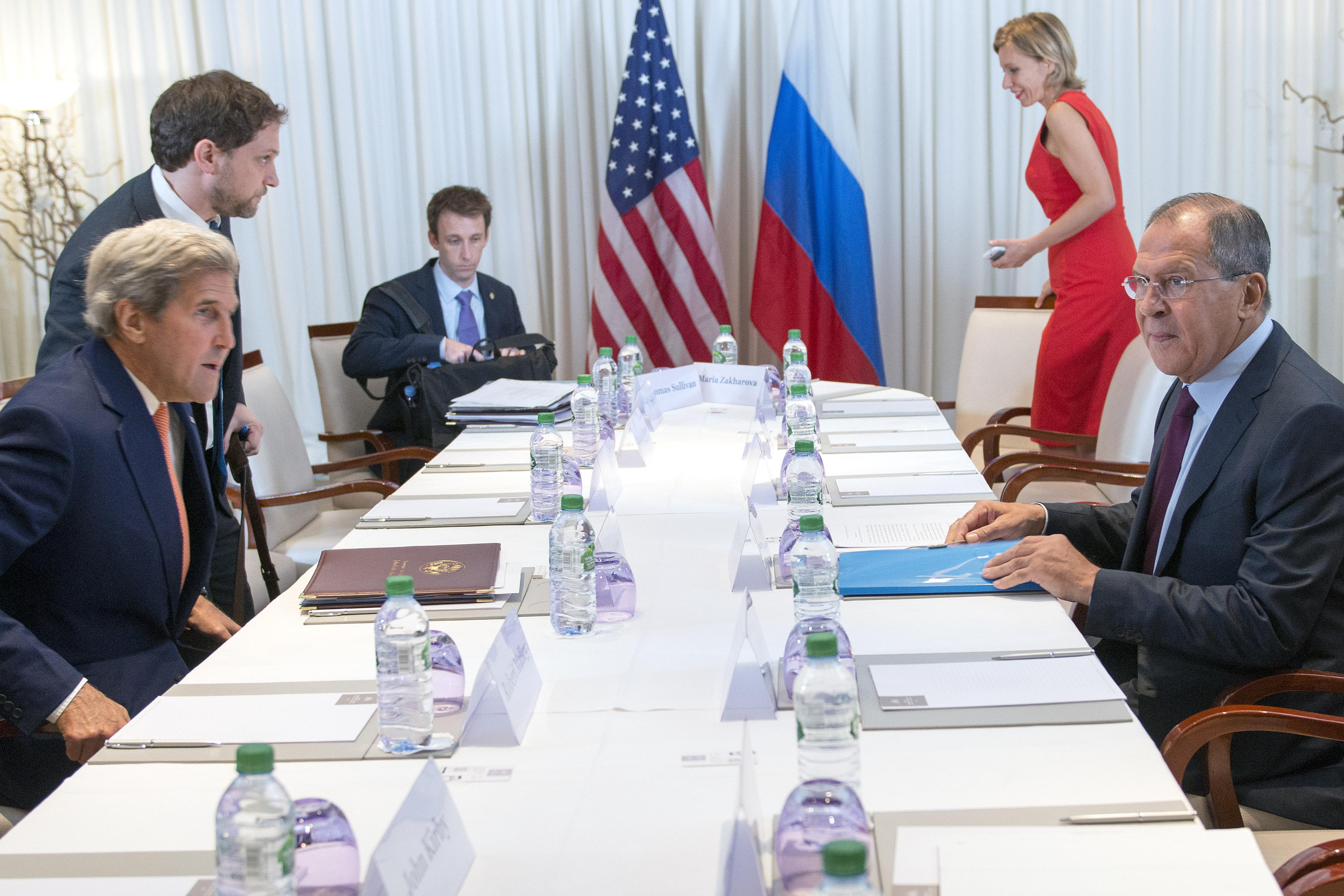 Két héten belül a negyedik alkalommal állapodott meg a semmiről az amerikai és az orosz külügyminiszter
