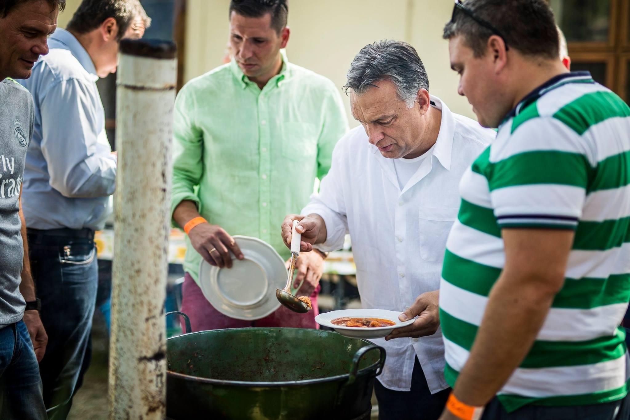 Ma Orbán Viktornak meg kell ennie, amit Németh Szilárd főzött