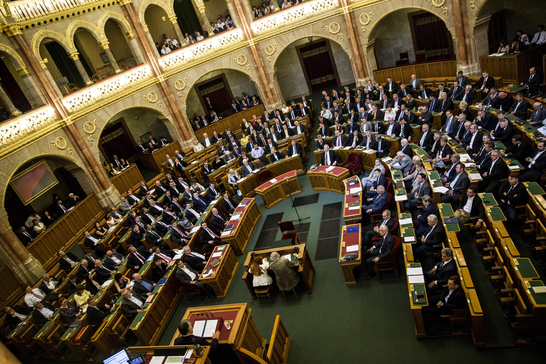 Rendkívül rövid lehet az Országgyűlés rendkívüli ülése