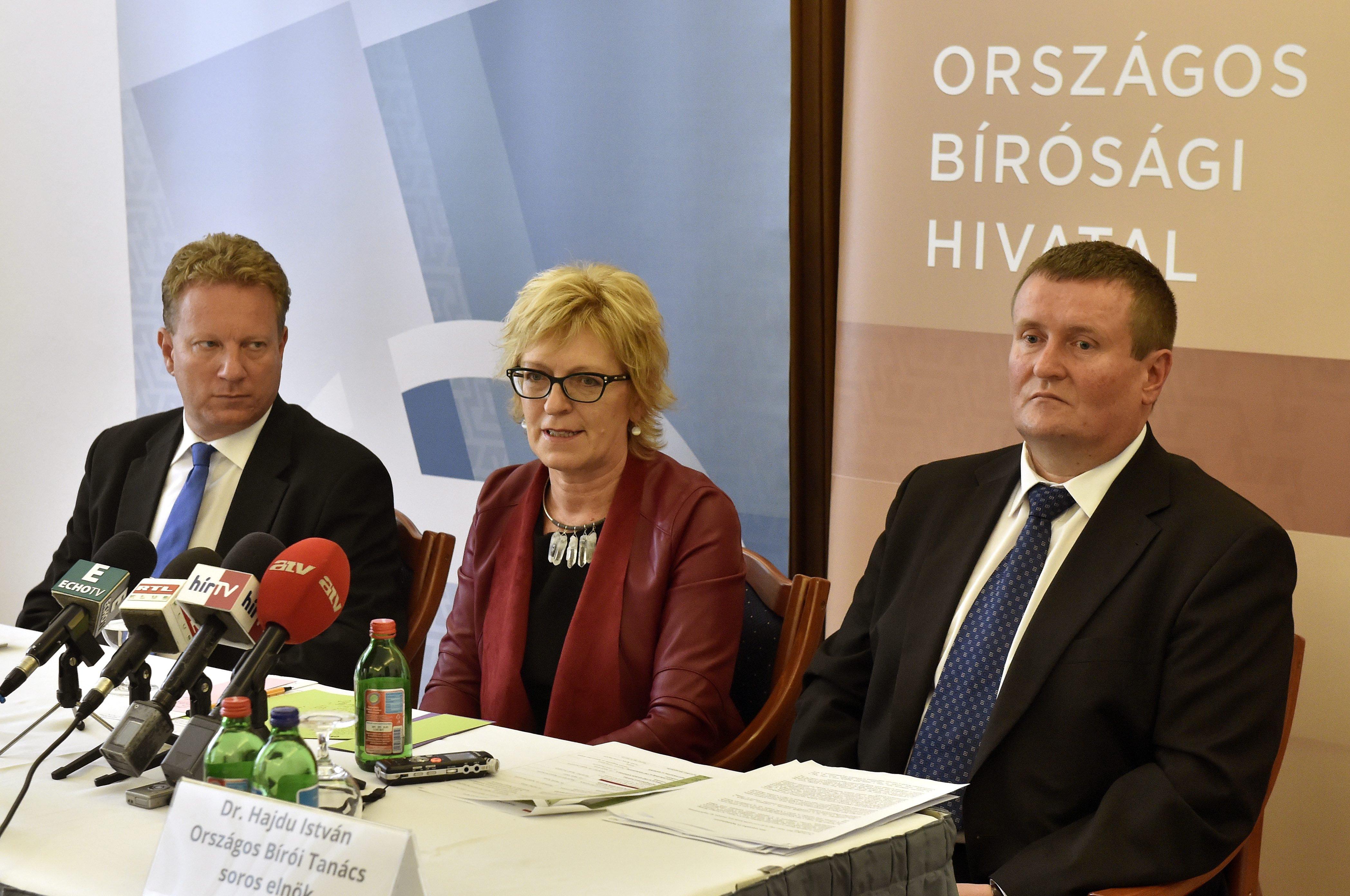 Folytatja a főbírák feljelentgetését a Magyar Idők