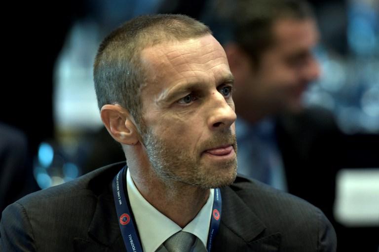 Az UEFA elnöke szerint ellenőrizhetetlen a FIFA segélyterve