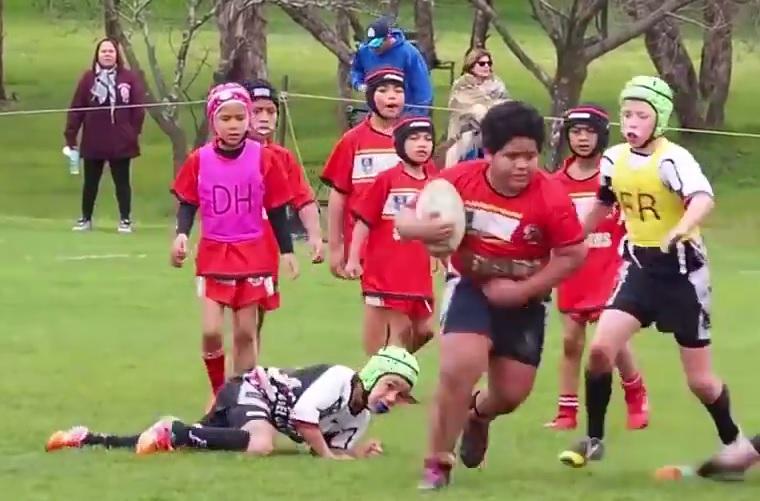 Akit Buldózernek hívhatnának: bedarálta a kisfiúkat a 9 éves ausztrál romboló