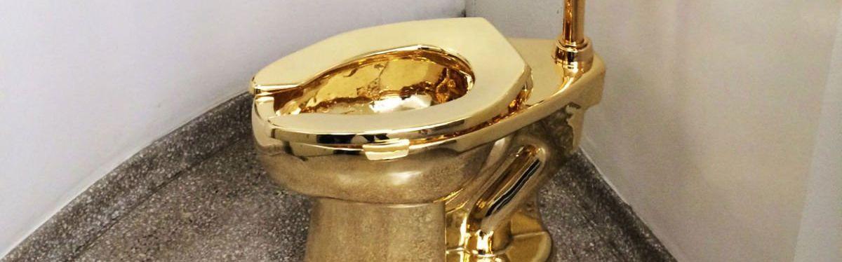 Mától akár 18 karátos aranyvécébe is lehet hugyozni a New York-i Guggenheimben