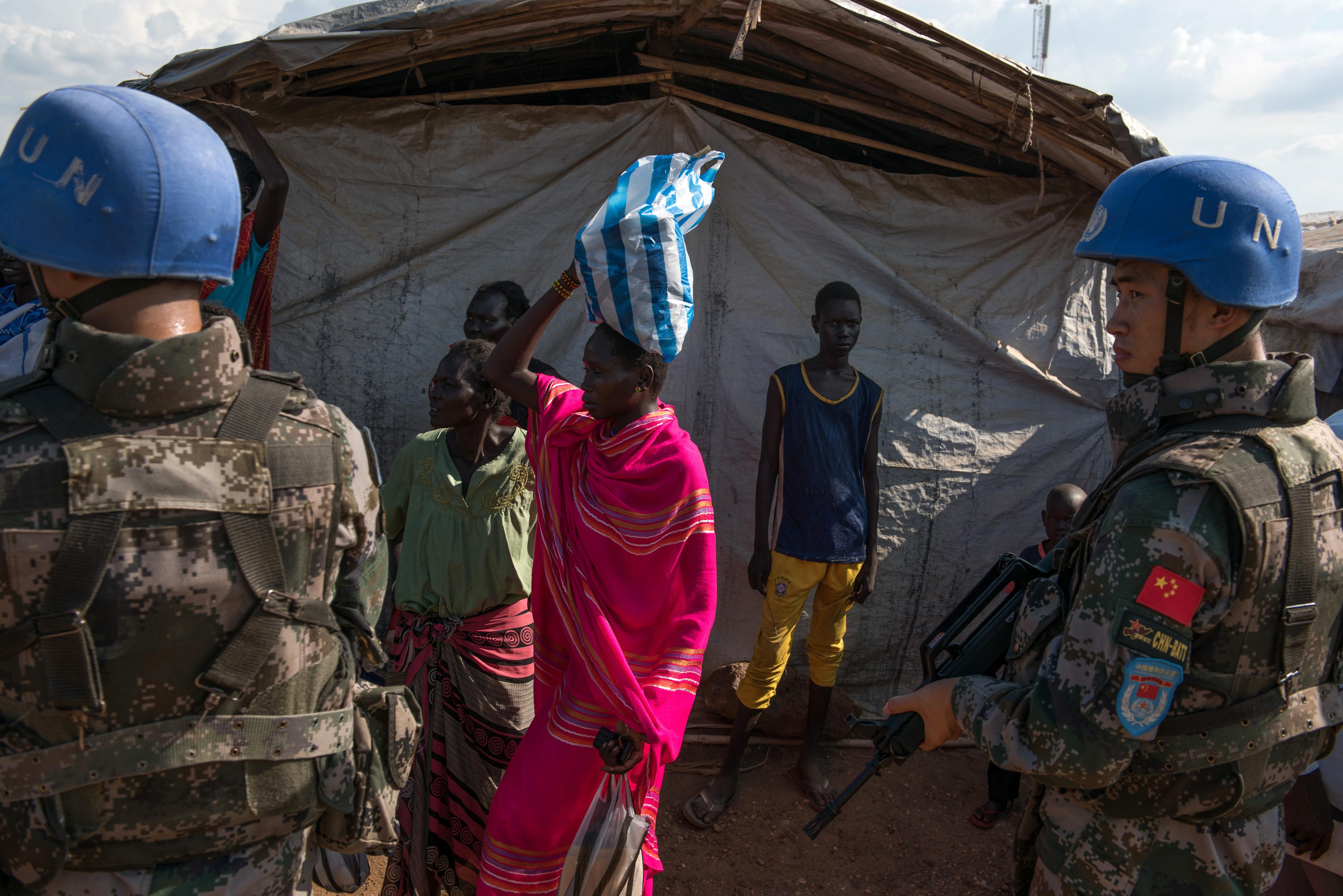 Eltűnt 10 segélymunkás Dél-Szudánban