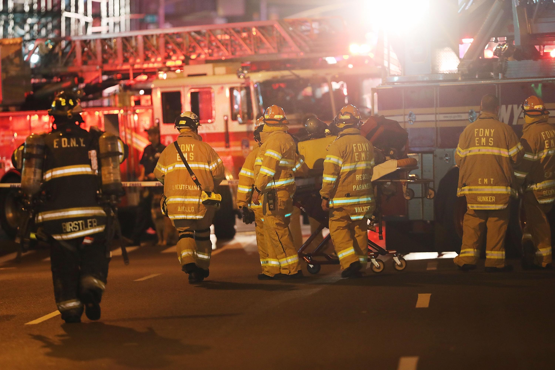 Valami robbant New Yorkban, legalább 29 ember megsérült