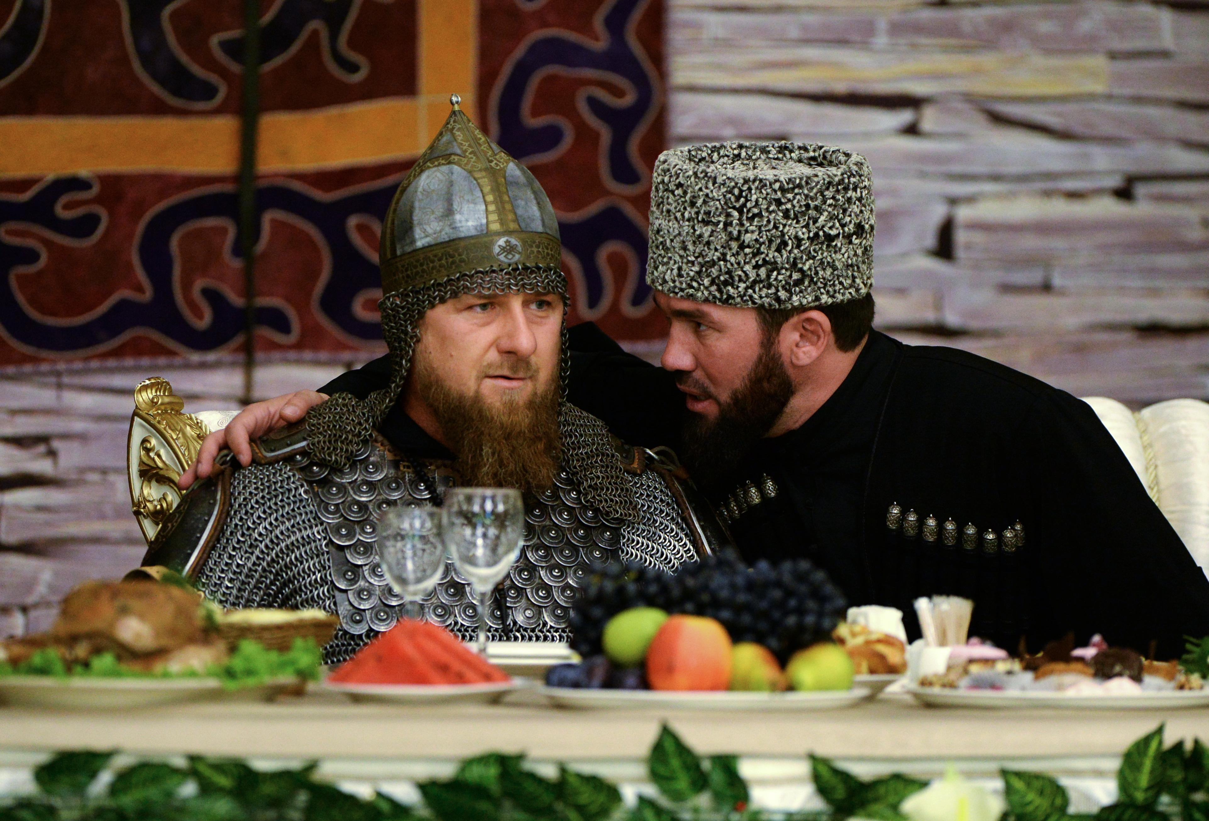 Letiltotta az Instagram Ramzan Kadirovot