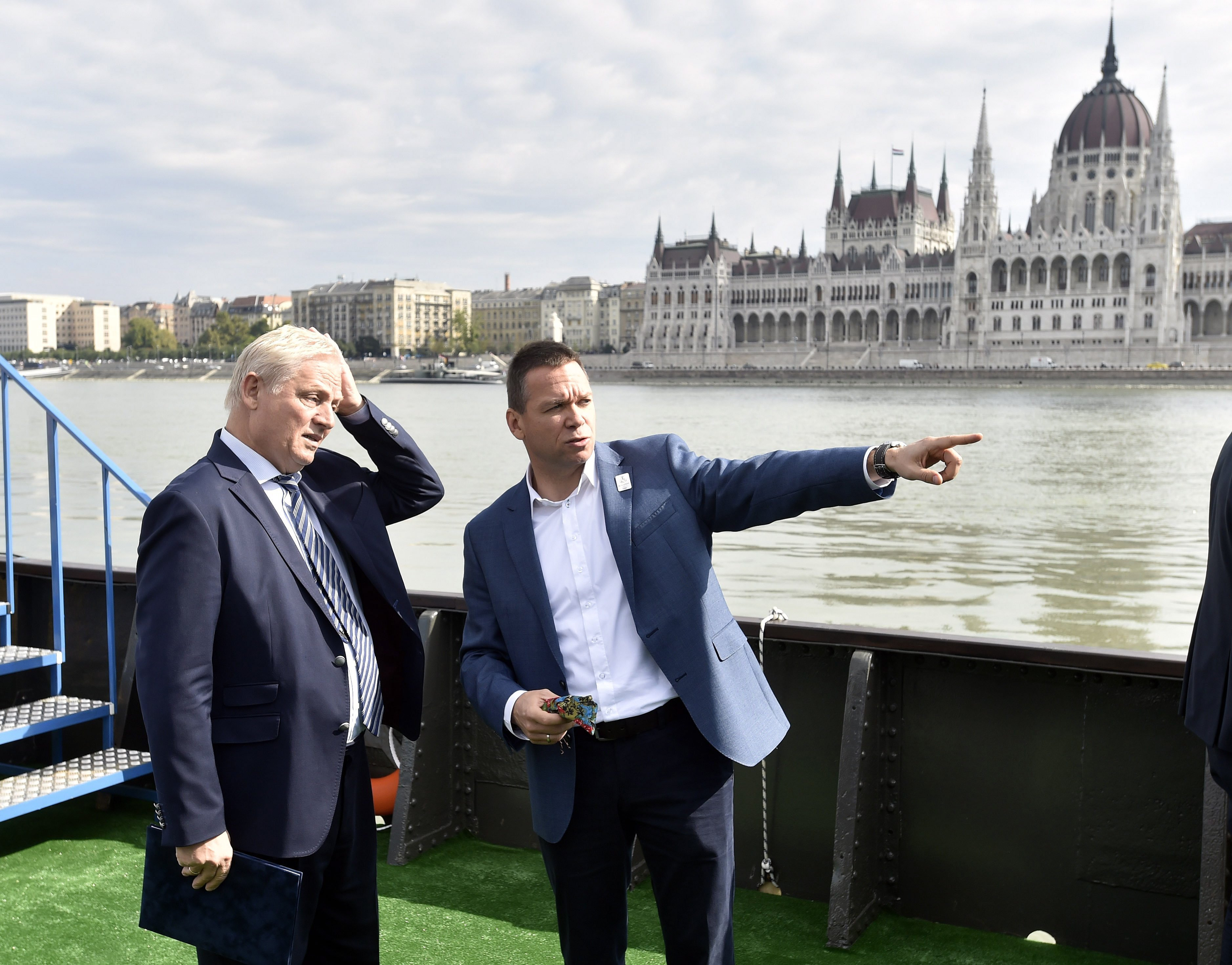 """Fürjes Balázs most már azt mondja, hogy """"nincs napirenden a kérdés, hogy Budapest pályázzon a 2028-as vagy 2032-es nyári olimpiára, előkészítés sem zajlik ebben az ügyben"""""""