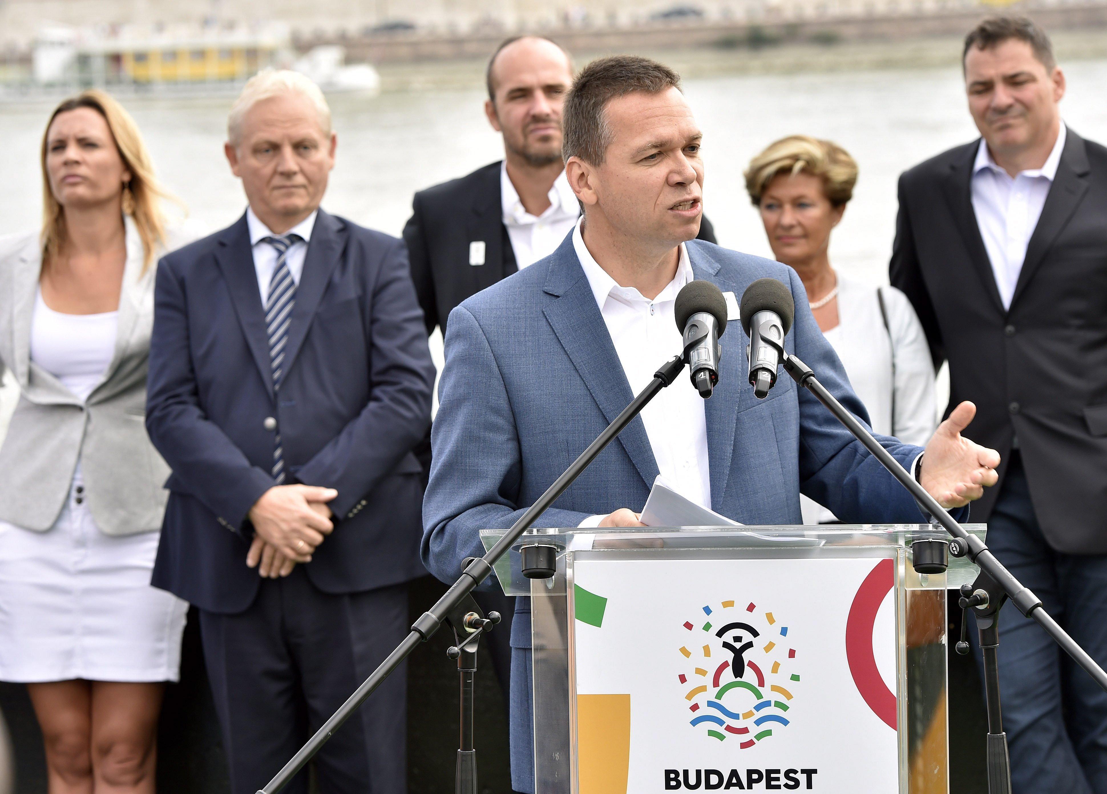 Negyedmilliárd forintba kerülhet a Budapest 2024 Zrt. felszámolása