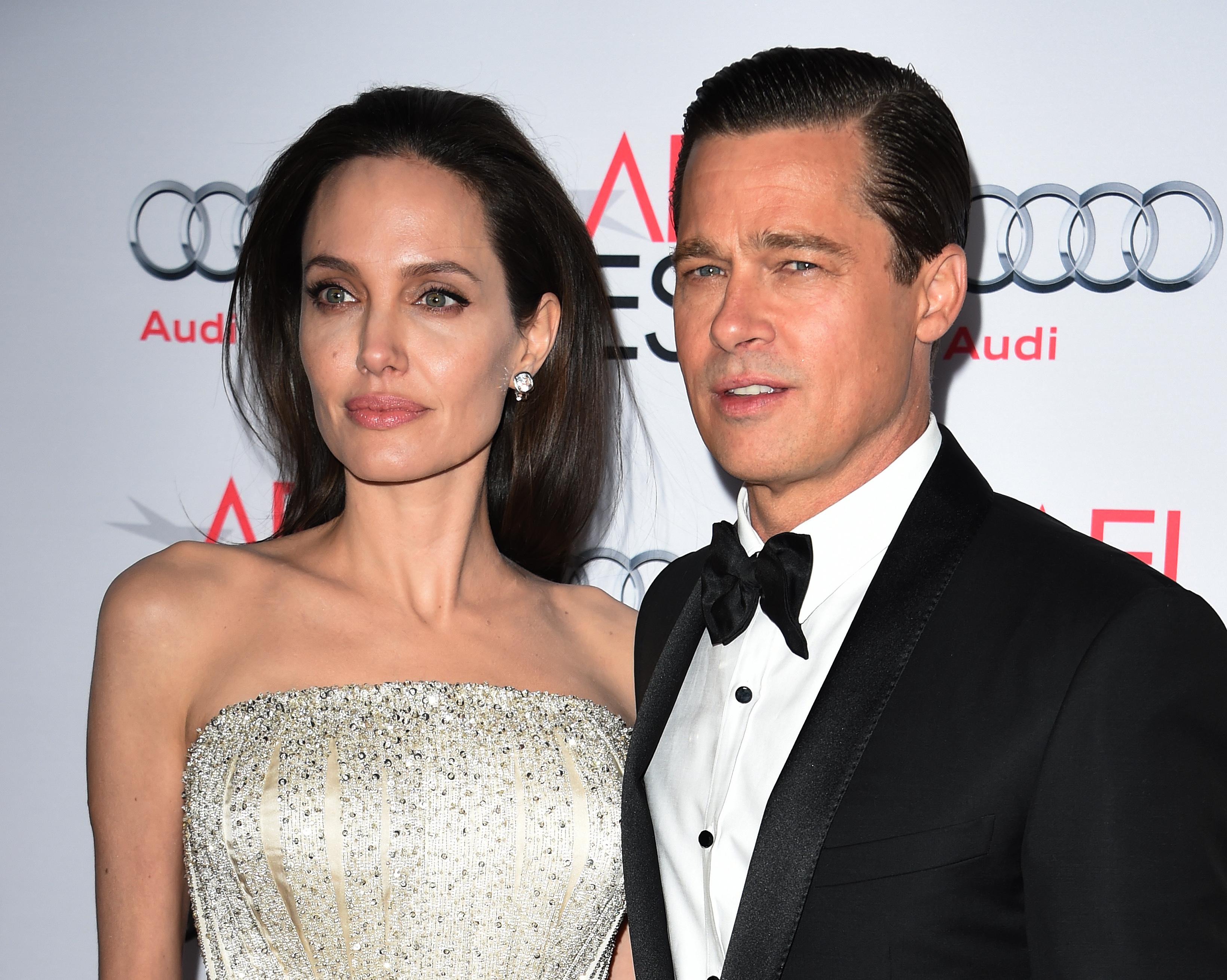 Jolie és Pitt megegyeztek, hogy ki mikor lesz a gyerekekkel