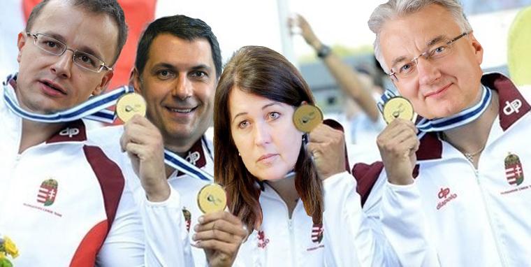 Fergeteges magyar siker a XXXIV. Nemzetközi Para-Olimpián