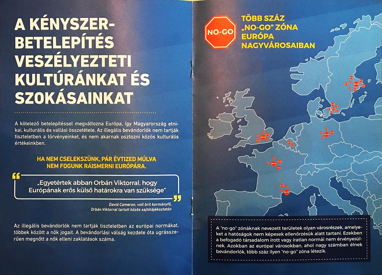 A brit, a francia, a német és a svéd nagykövetségen sem értik a magyar kormány no-go zónázását