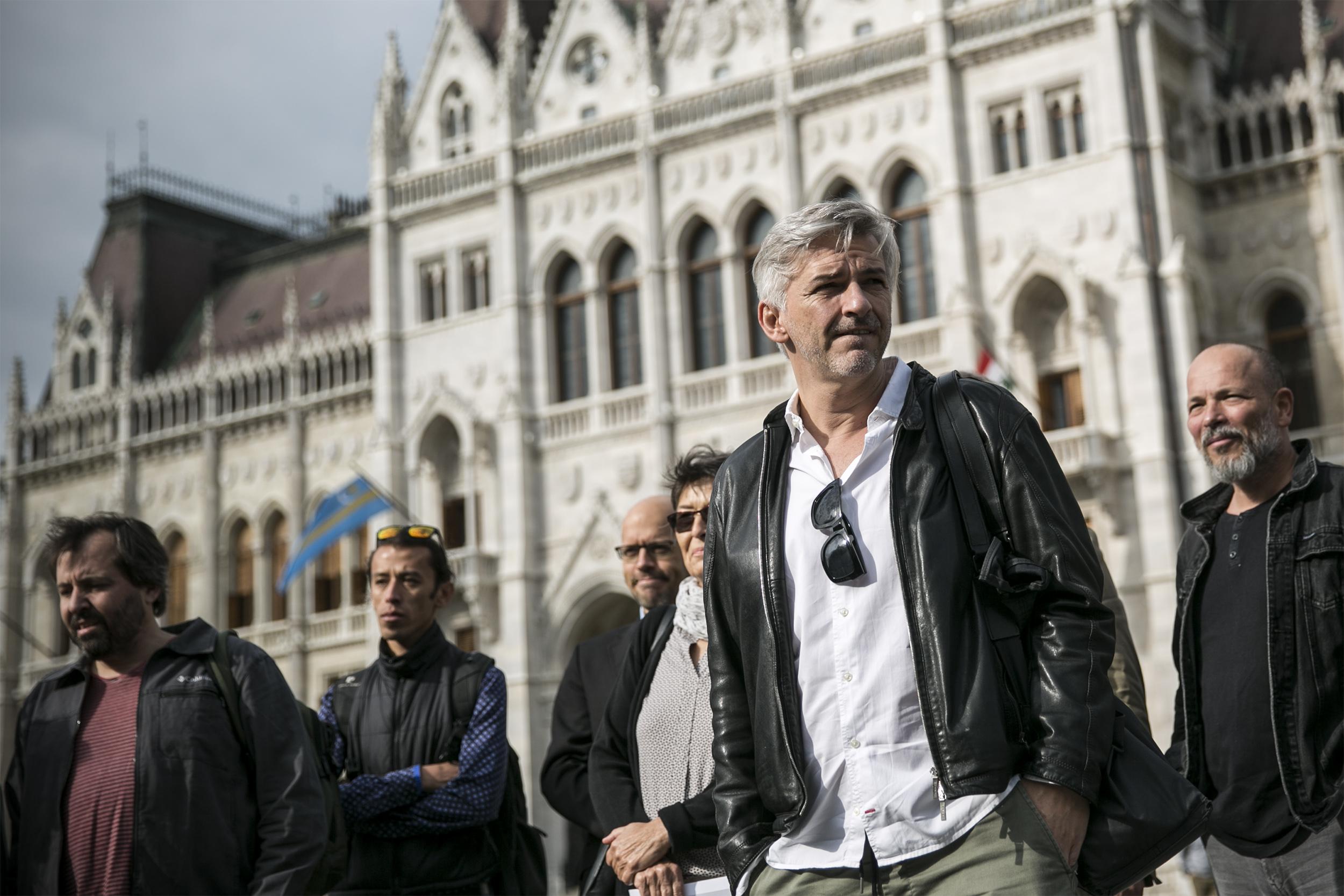 Szigetváron tartják meg Alföldi Róbert előadását, amelyet Pécsett indoklás nélkül lemondtak