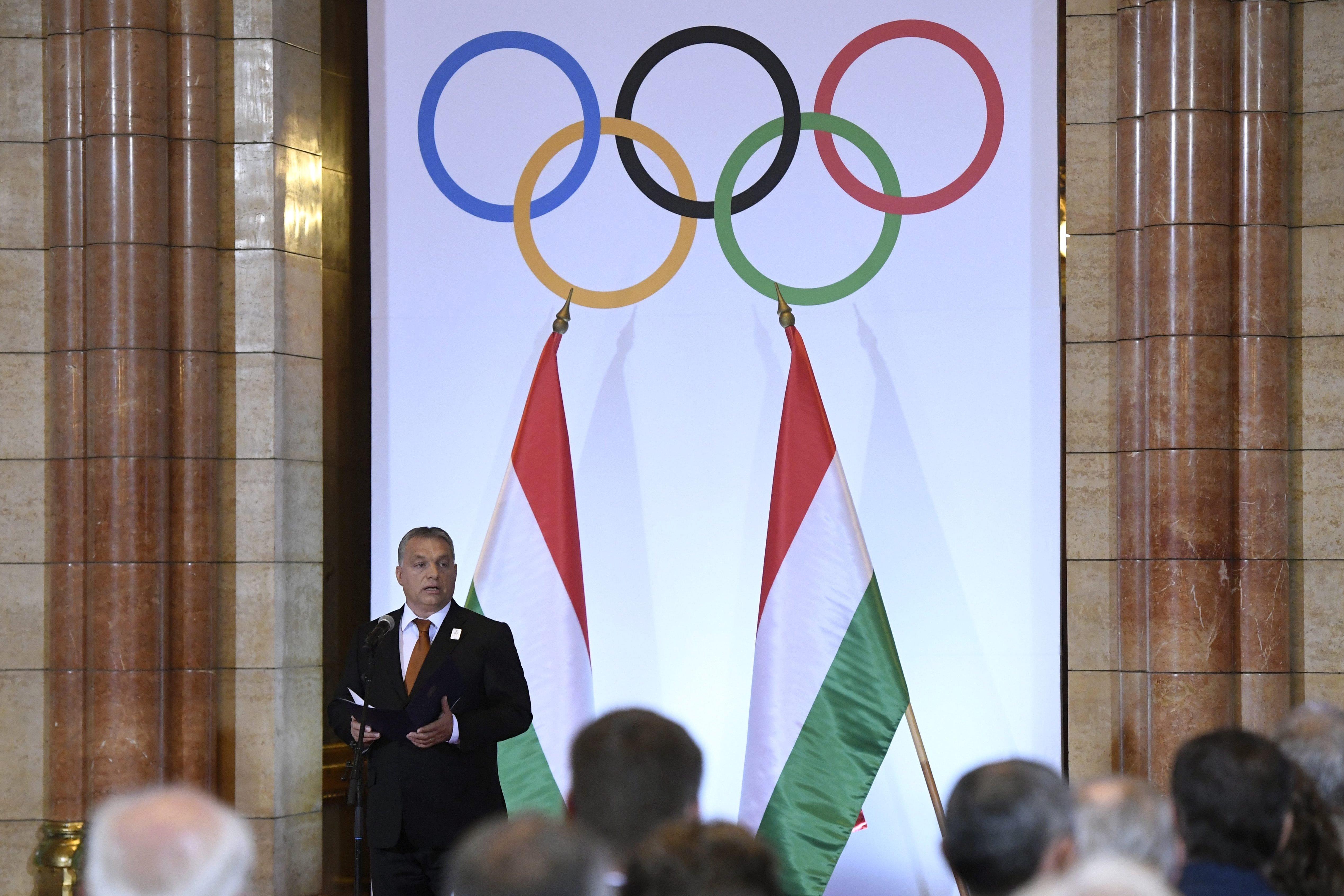 Nem lehet népszavazás a budapesti olimpiáról