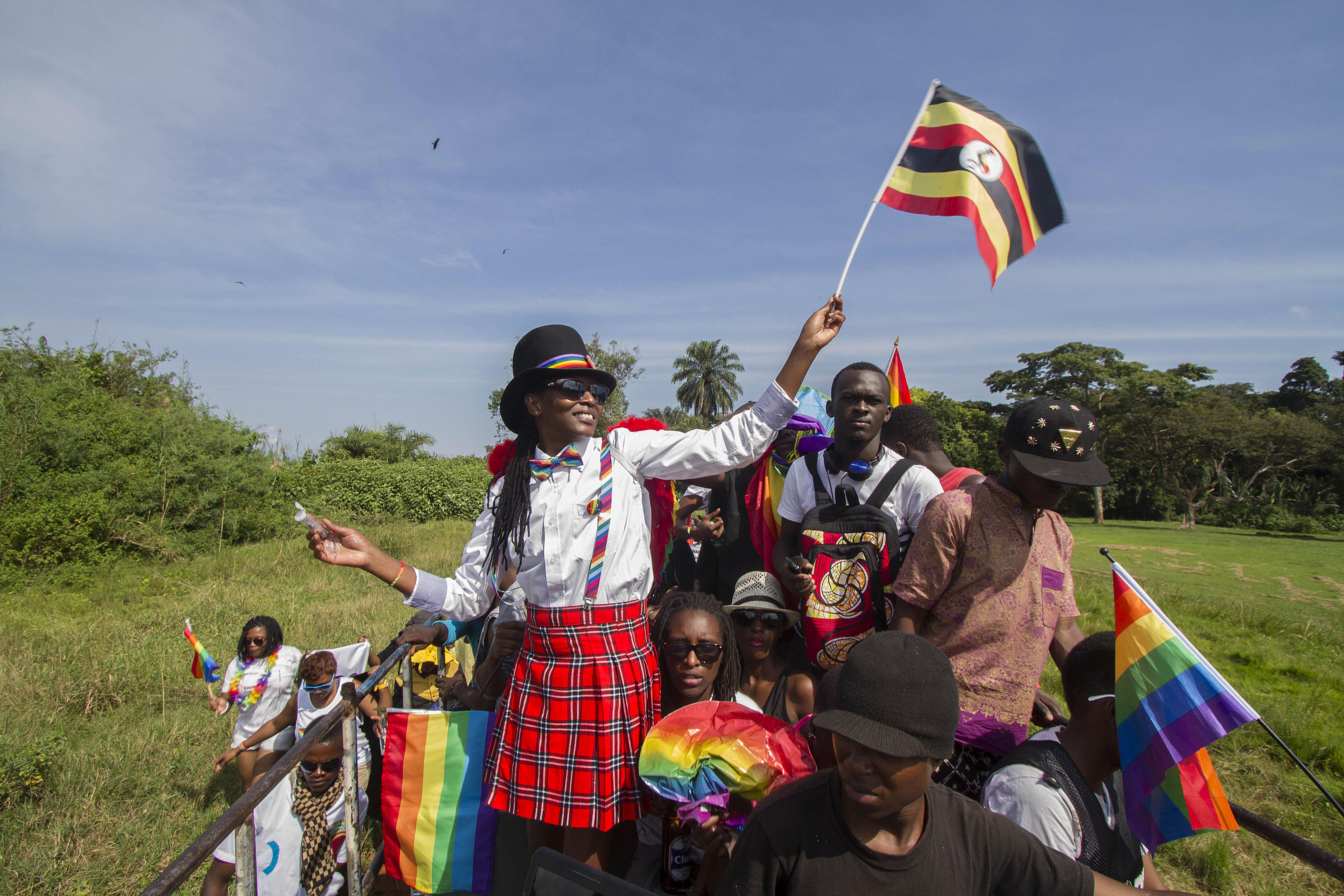Feloszlatott a rendőrség egy melegfelvonulást Ugandában