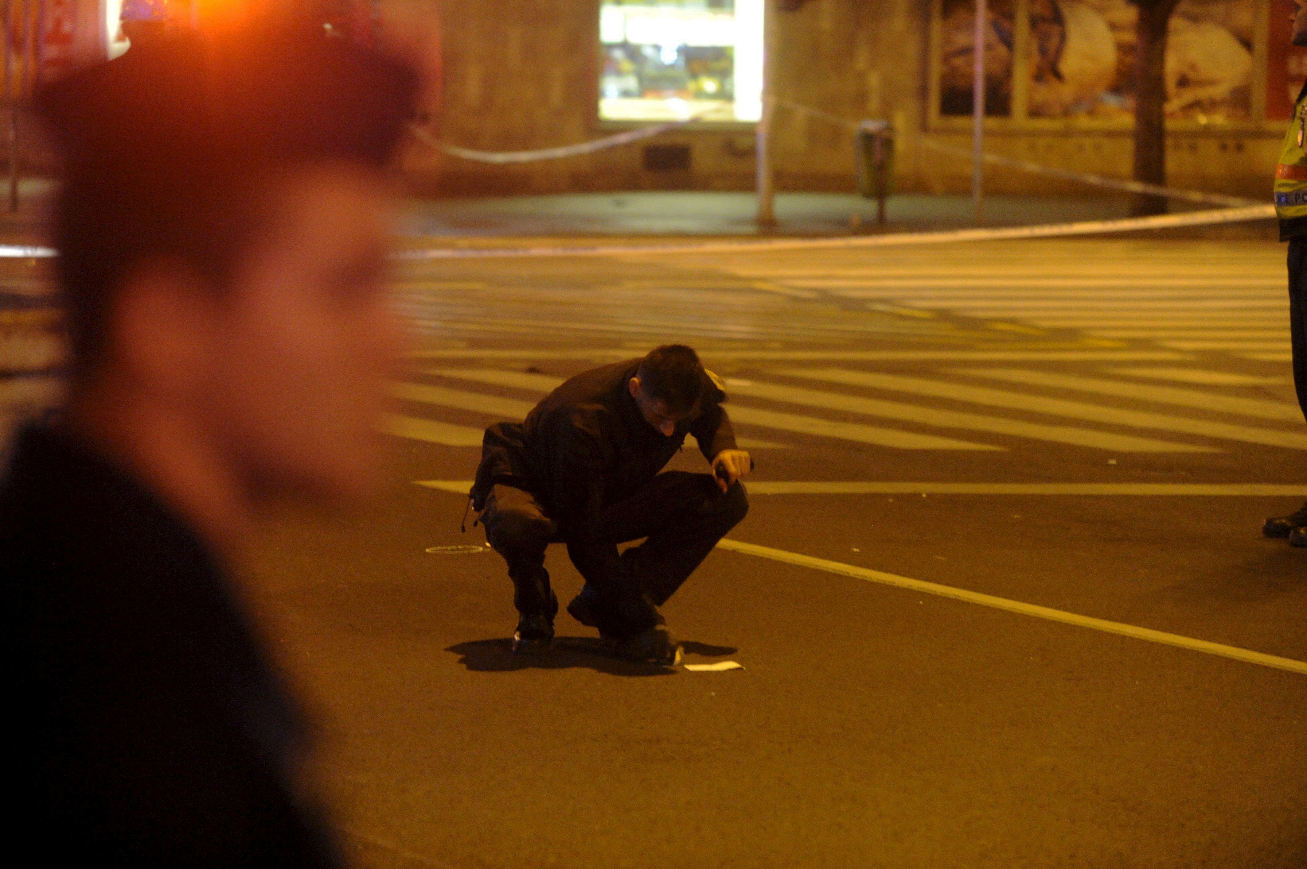 Emberölés kísérletének a gyanújával nyomoz a rendőrség a Teréz körúti robbanás miatt