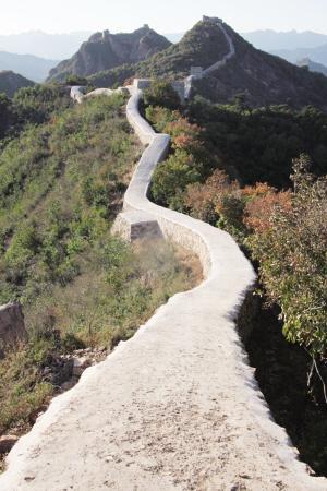 Gyönyörűen lebetonozták a Kínai nagy falat