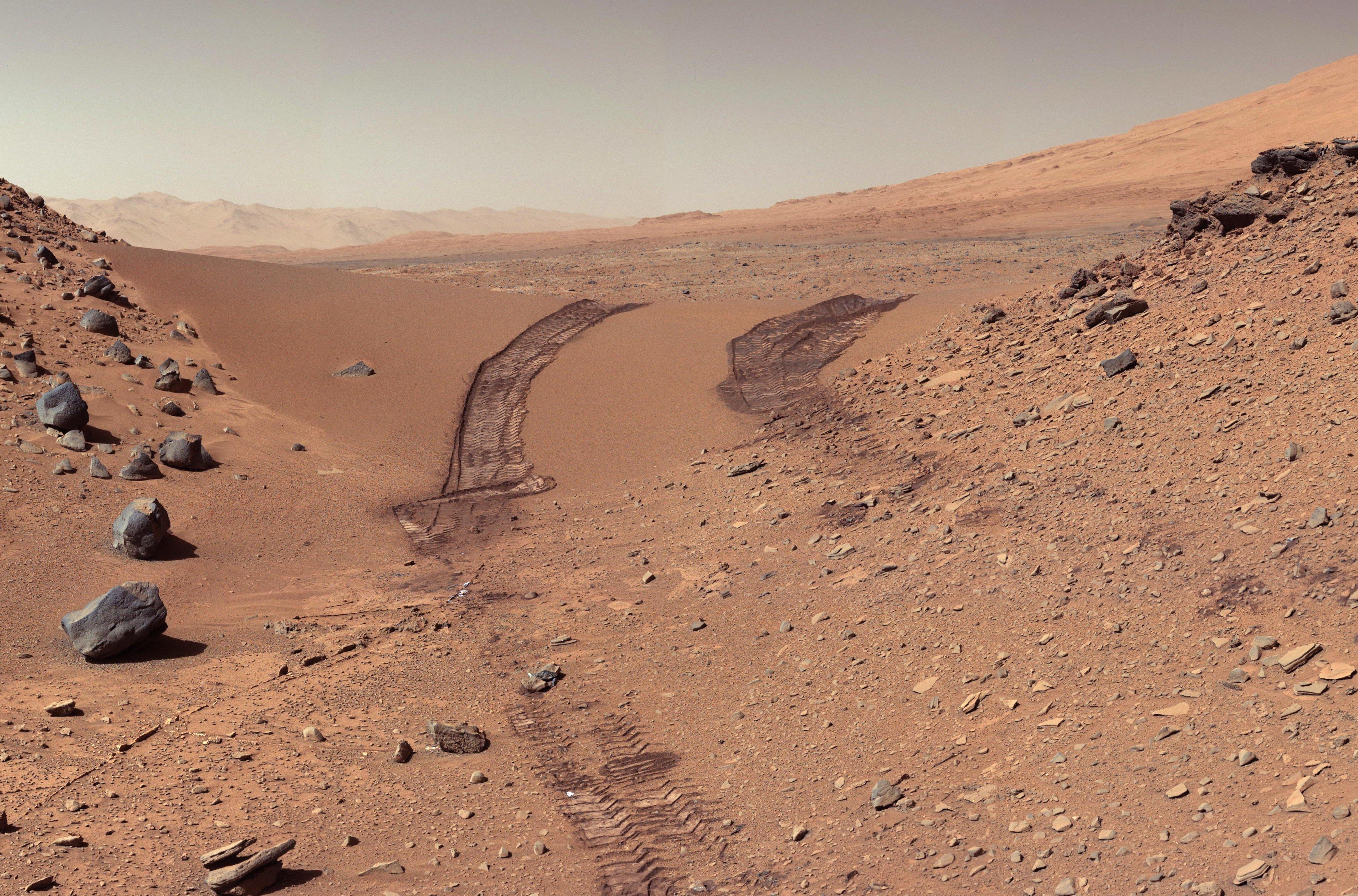 Nagyon hosszú még az út a Marsig